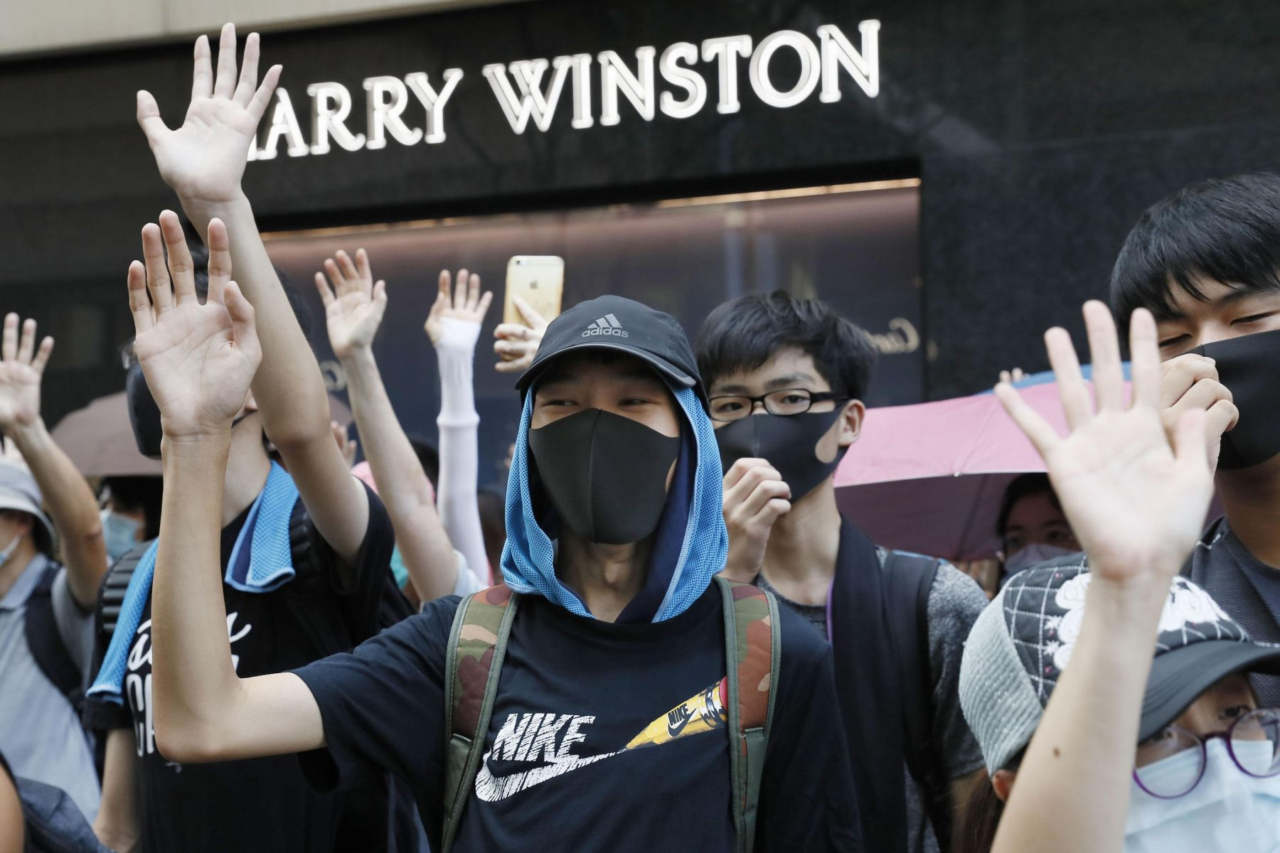 Hong Kongs Emergency Ordinance Effectively A Declaration of Martial Law 032