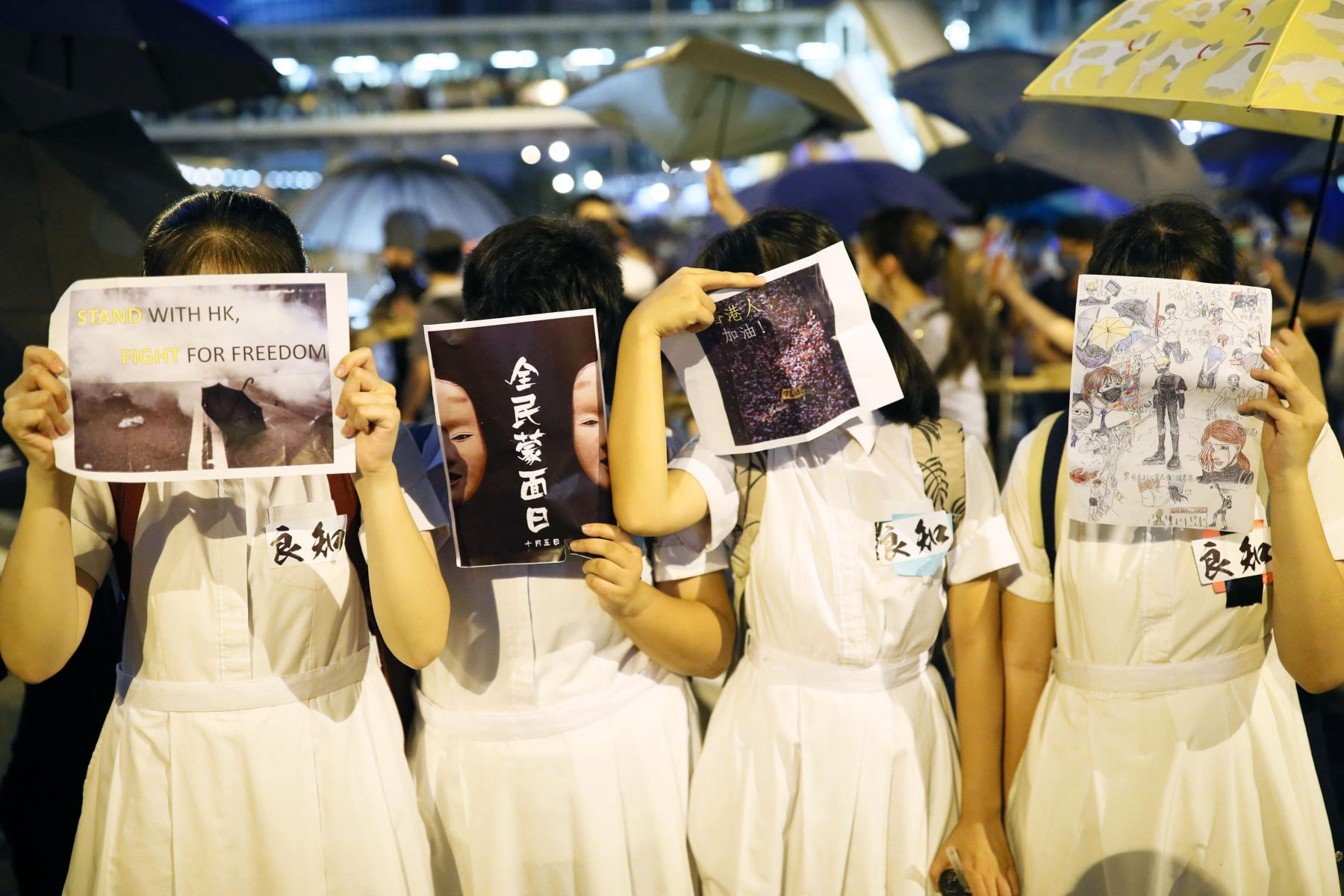 Hong Kongs Emergency Ordinance Effectively A Declaration of Martial Law 047