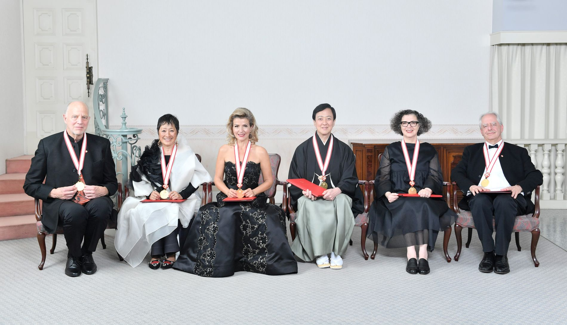 Japan Art Association Praemium Imperiale Awards Ceremony 2019