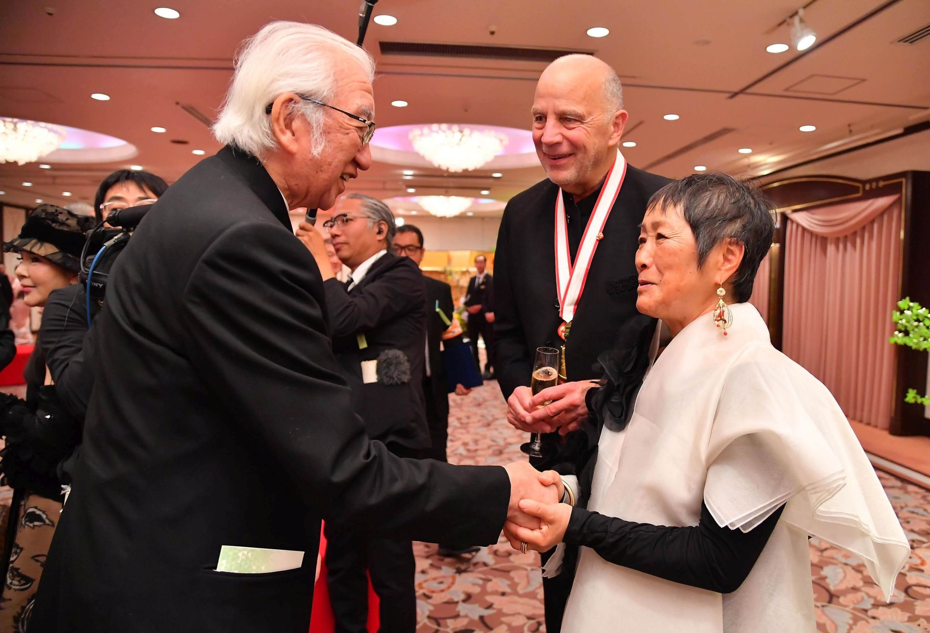 Japan Praemium Imperiale Awards Ceremony 2019 at Tokyo