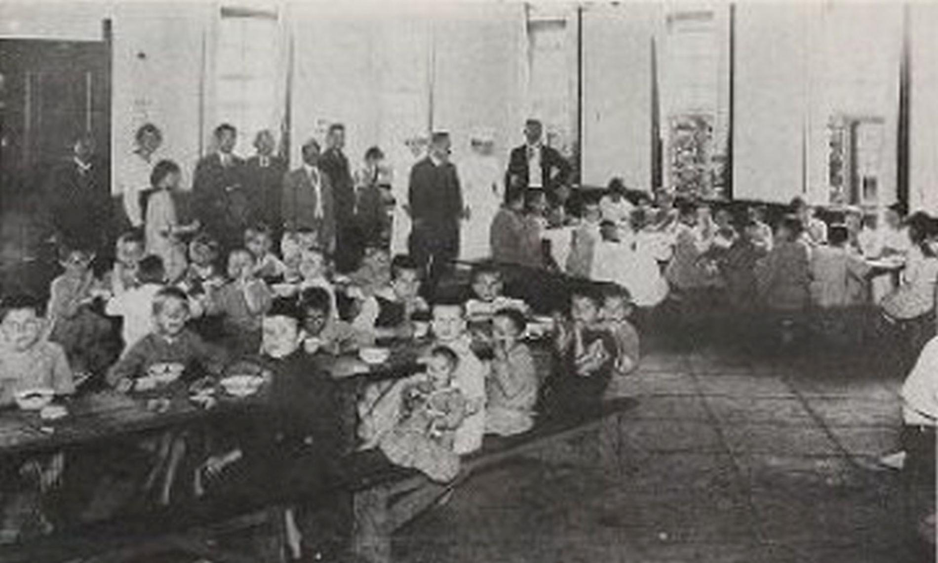 Japan Saving Polish Orphans in Siberia 002