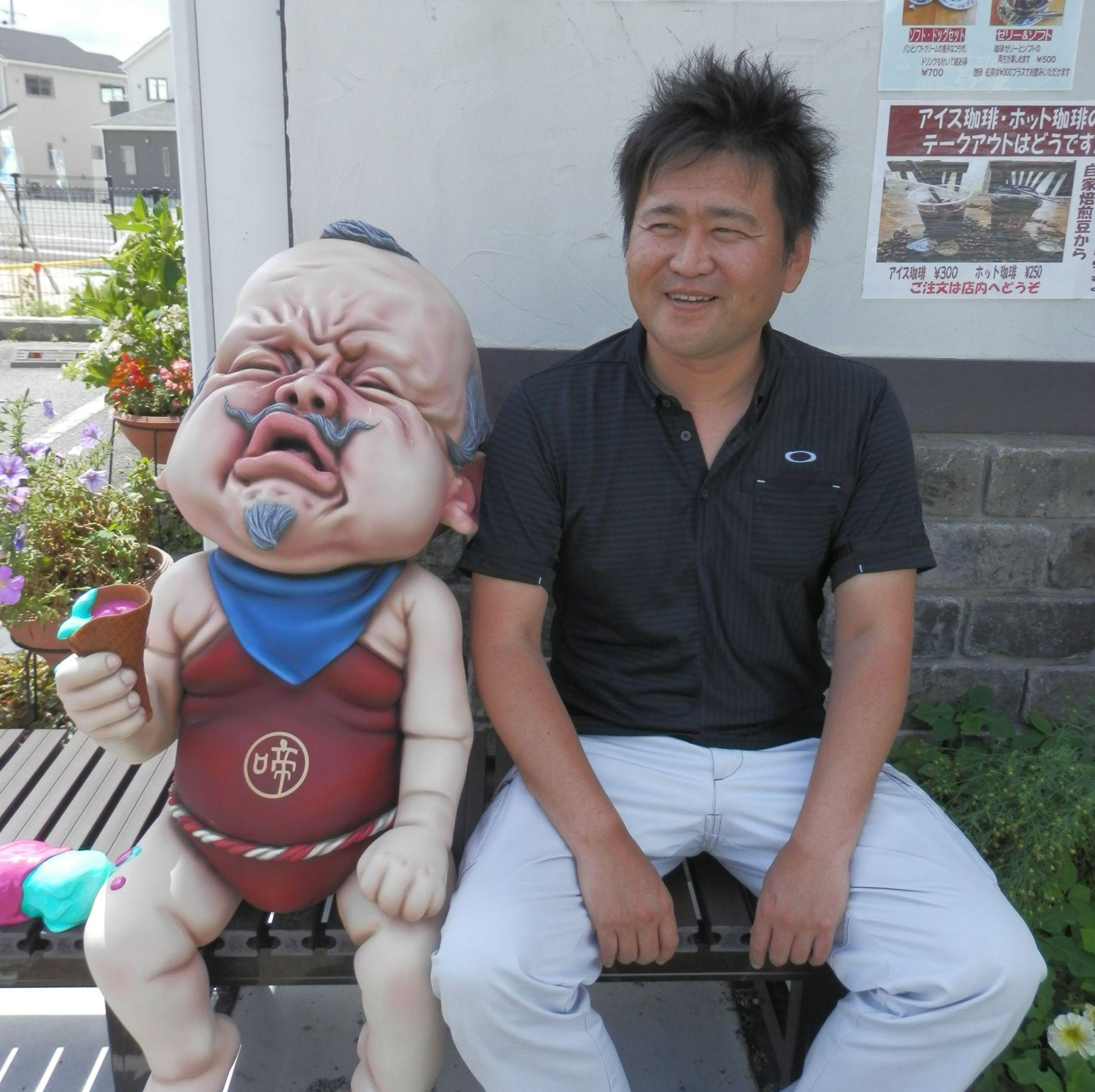 Japan Yokai Town of Fukusaki Where Monsters Lurk 006