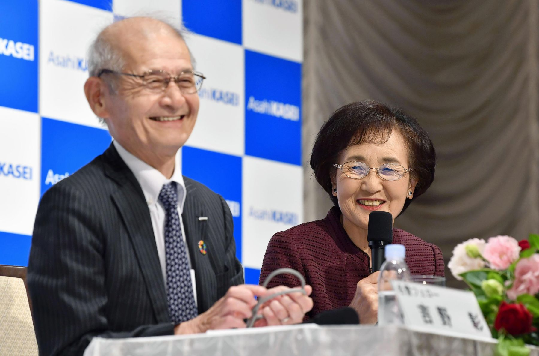 Japanese Akira Yoshino Shares 2019 Nobel Prize in Chemistry Toward a Wireless, Fossil Fuel-Free Society 018