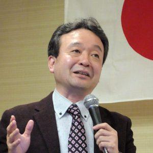 Kazuhiko Inoue, independant journalist