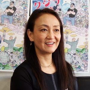 Megumi Sasaki