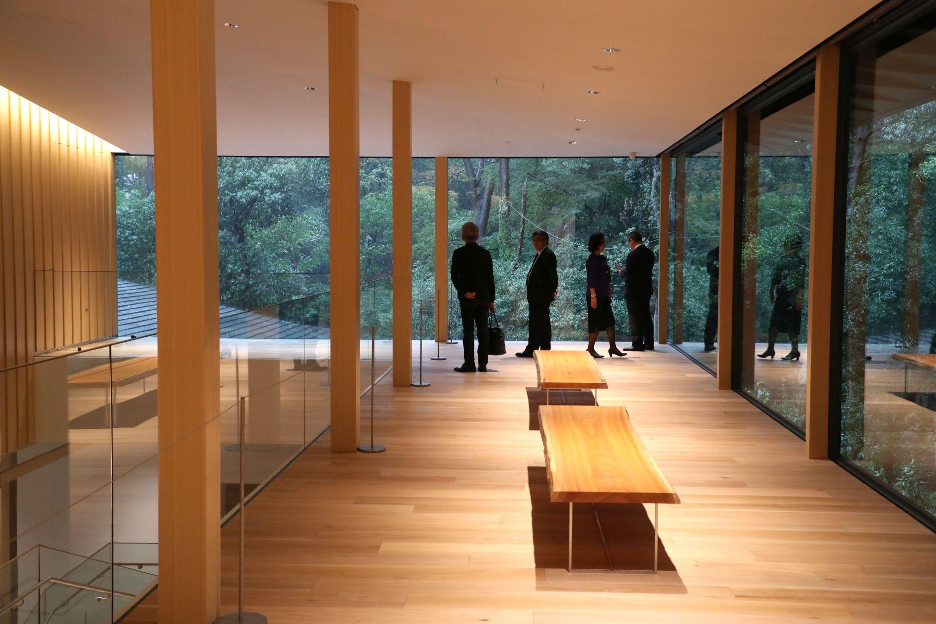 Meiji Jingu Museum Opens October 26 Japan