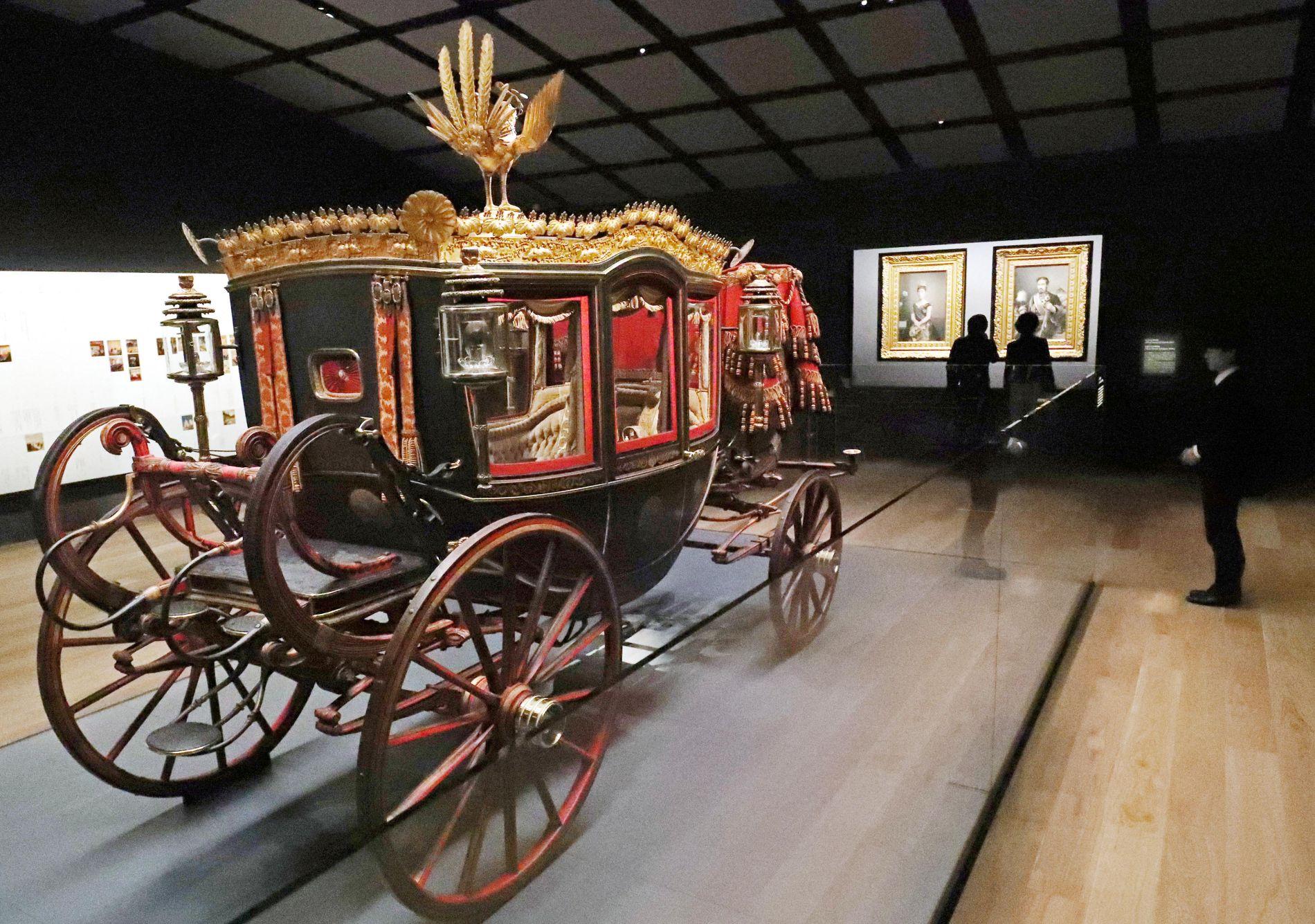 Meiji Jingu Museum Opens October 26 Japan 013