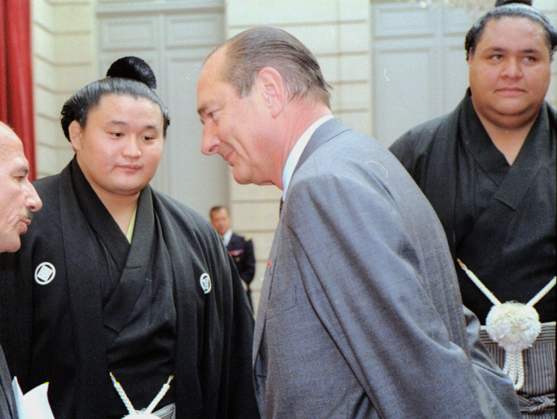 Obit Chirac French President who Loved Japan 008