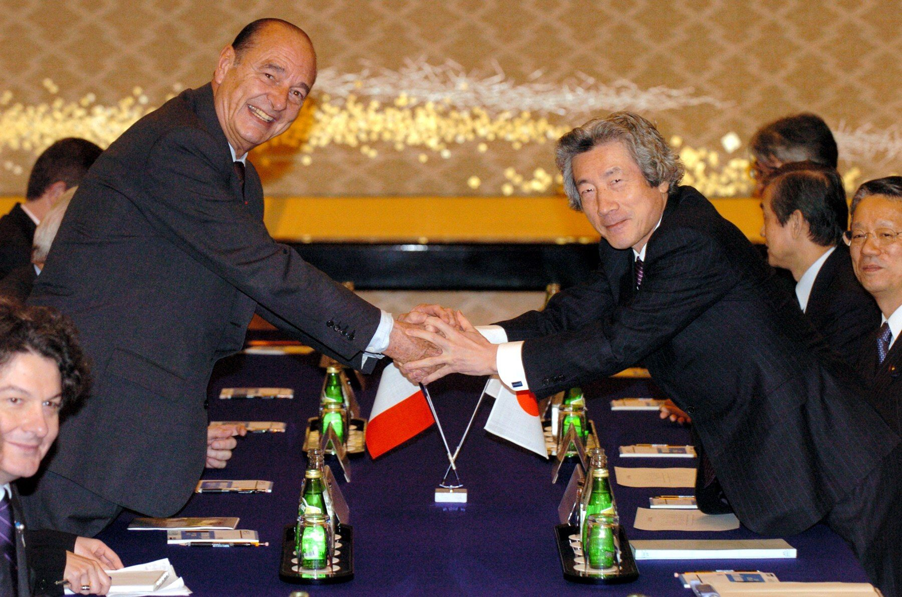 Obit Chirac French President who Loved Japan 012