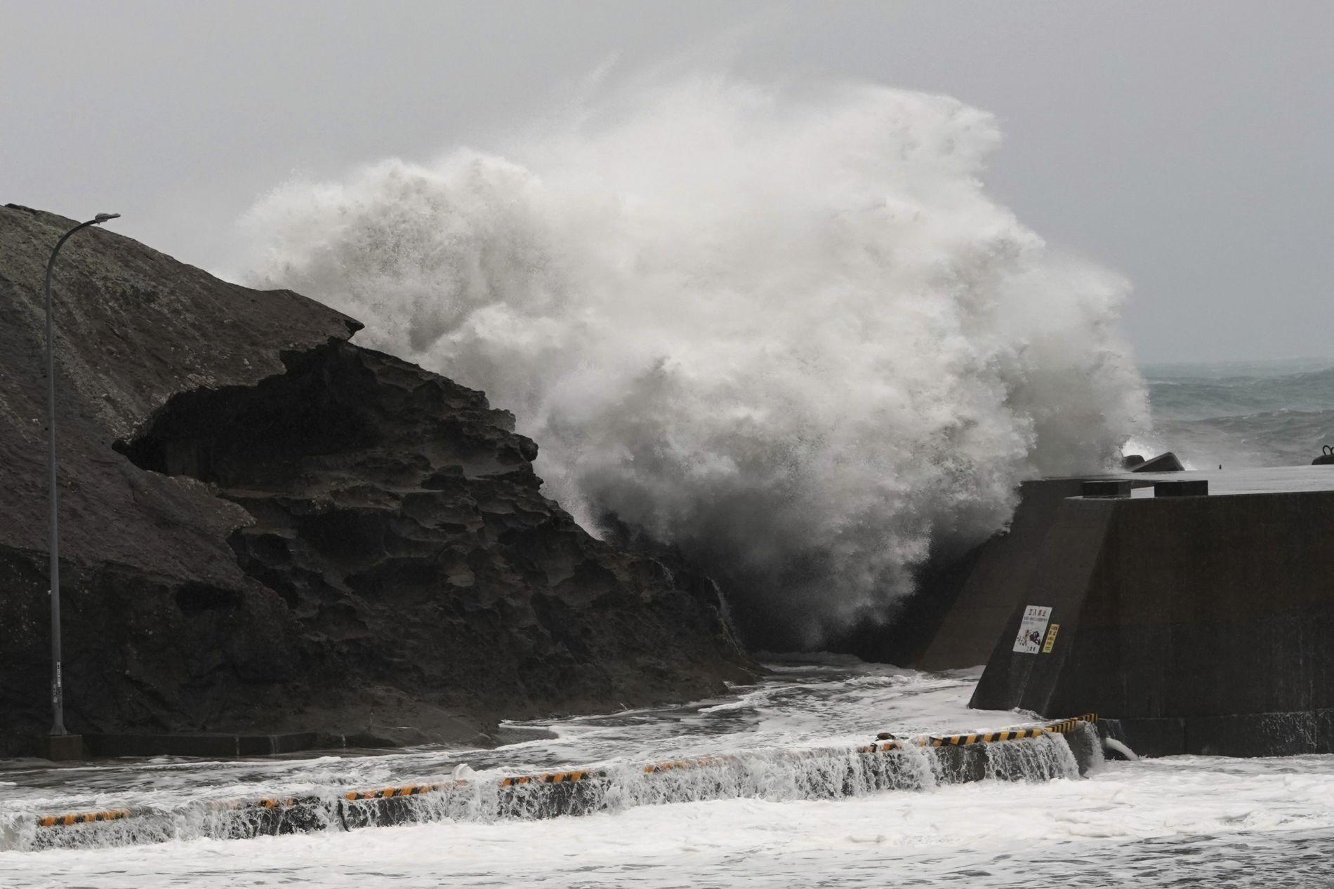 Super Typhoon Hagibis Hit Tokyo and Japan 056