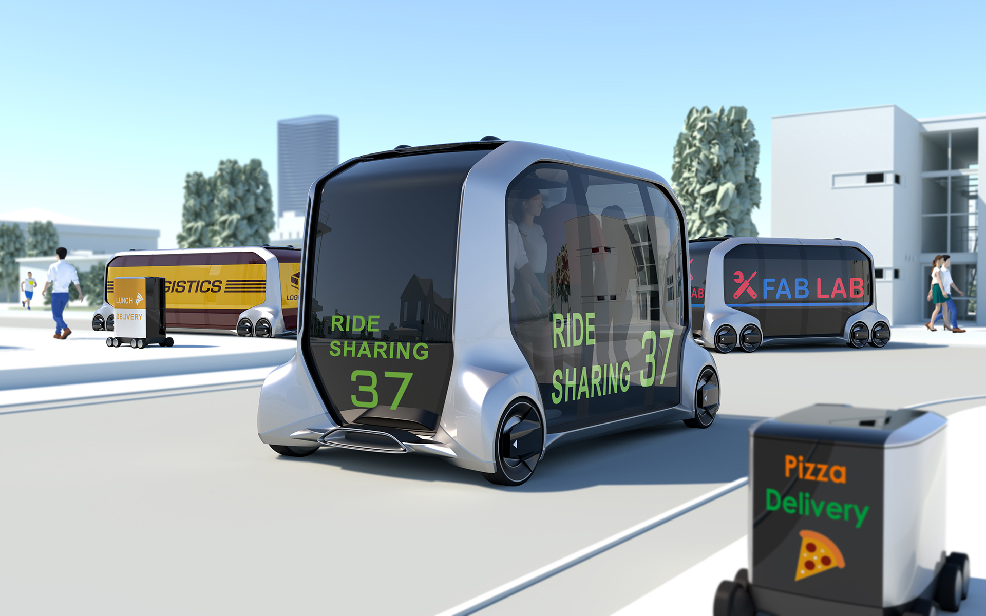 Tokyo Motor Show 2019 Future Expo and Future of Mobility2