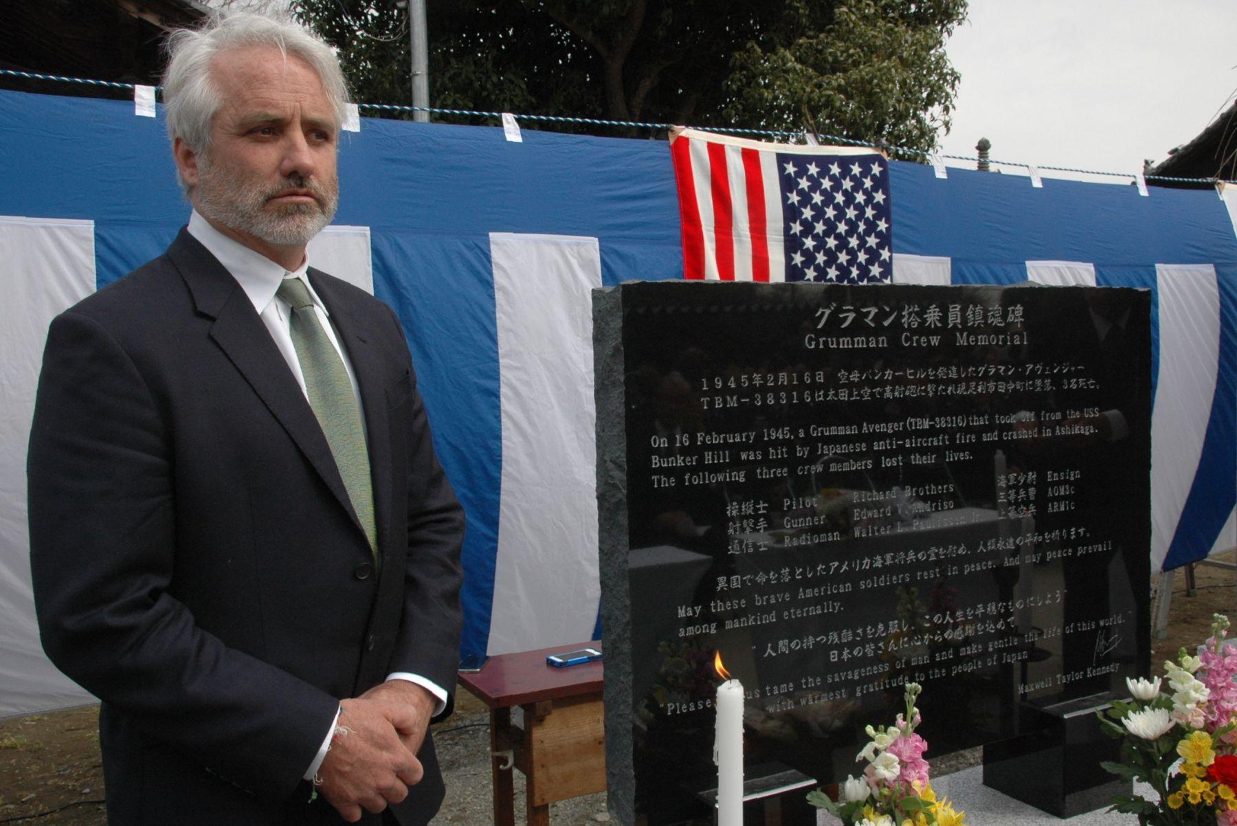 B-29 Crew Members Are Remembered in Memorials Across Japan 005