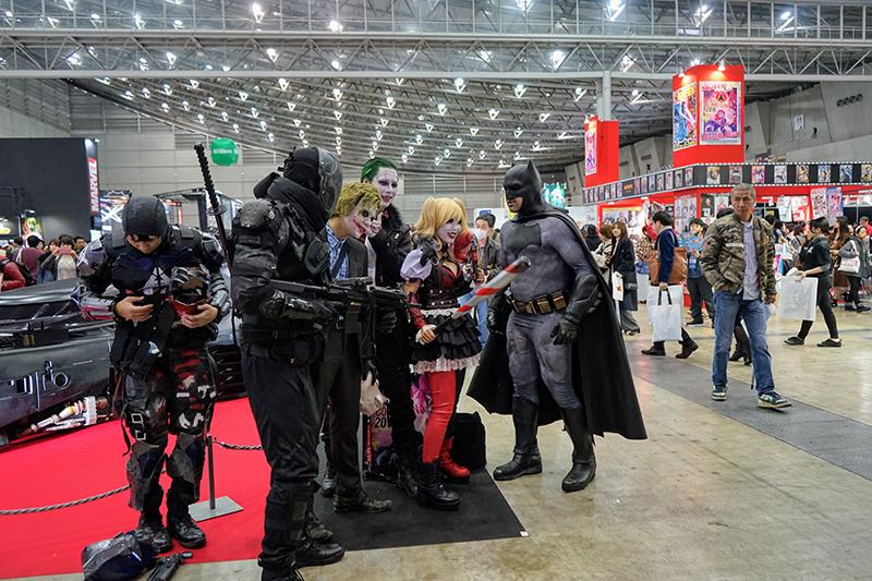 Cosplay Tokyo Comic Con 20192_800