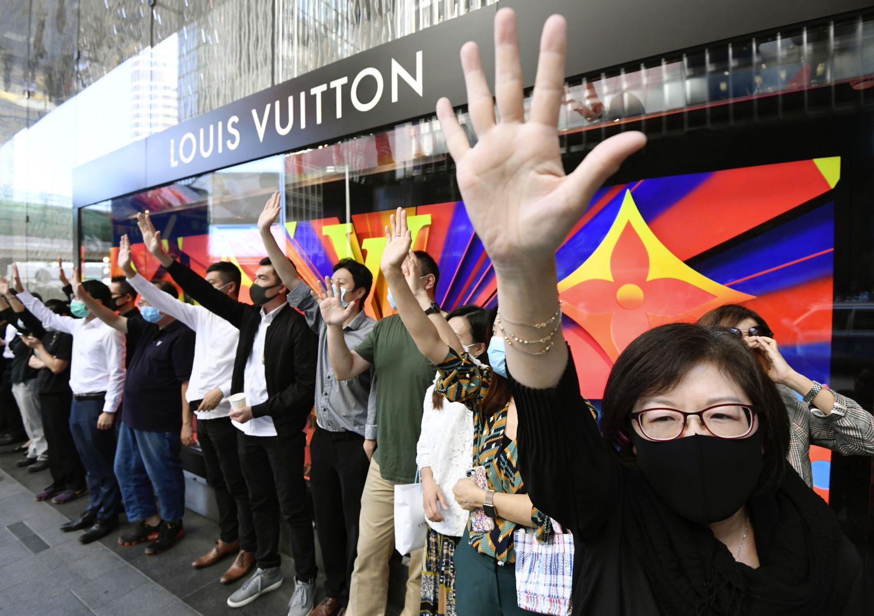 Hong Kong Election China 025