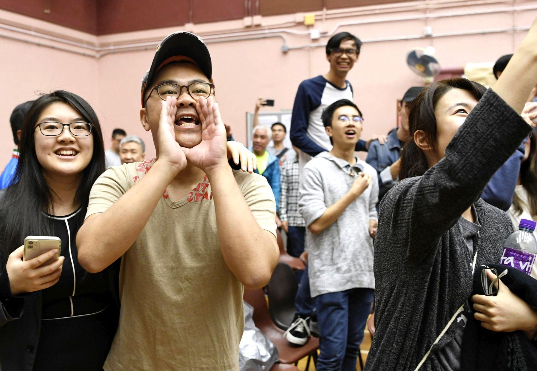 Hong Kong Election China 032