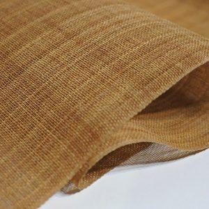 「山がそのまま布になったような、羽越しな布」-- 大滝ジュンコ