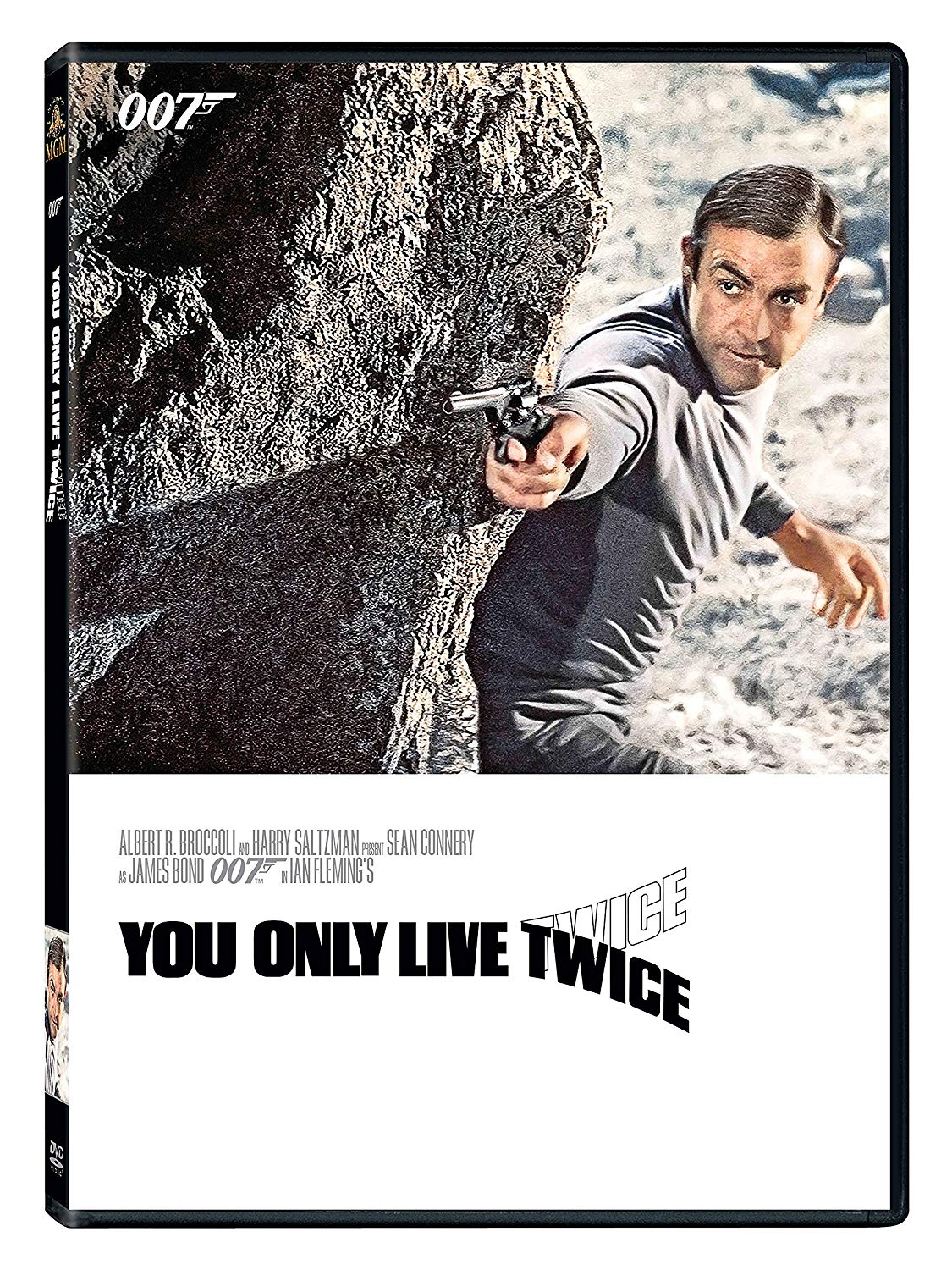 James Bond you only live twice