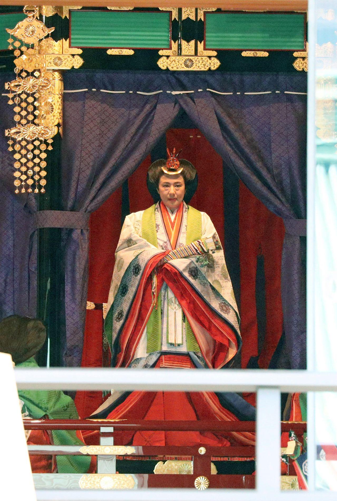 Empress Masako Kimono Junihitoe
