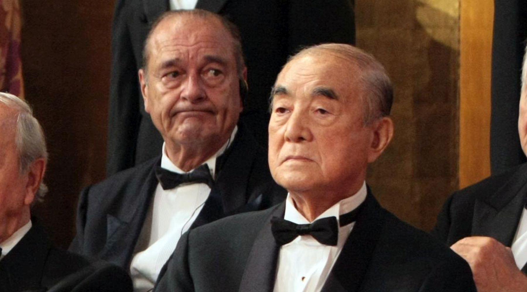 Japan Yasuhiro Nakasone