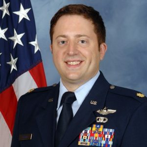 John Wright, Major U.S. Air Force, Fellow, Mike and Maureen Mansfield Foundation