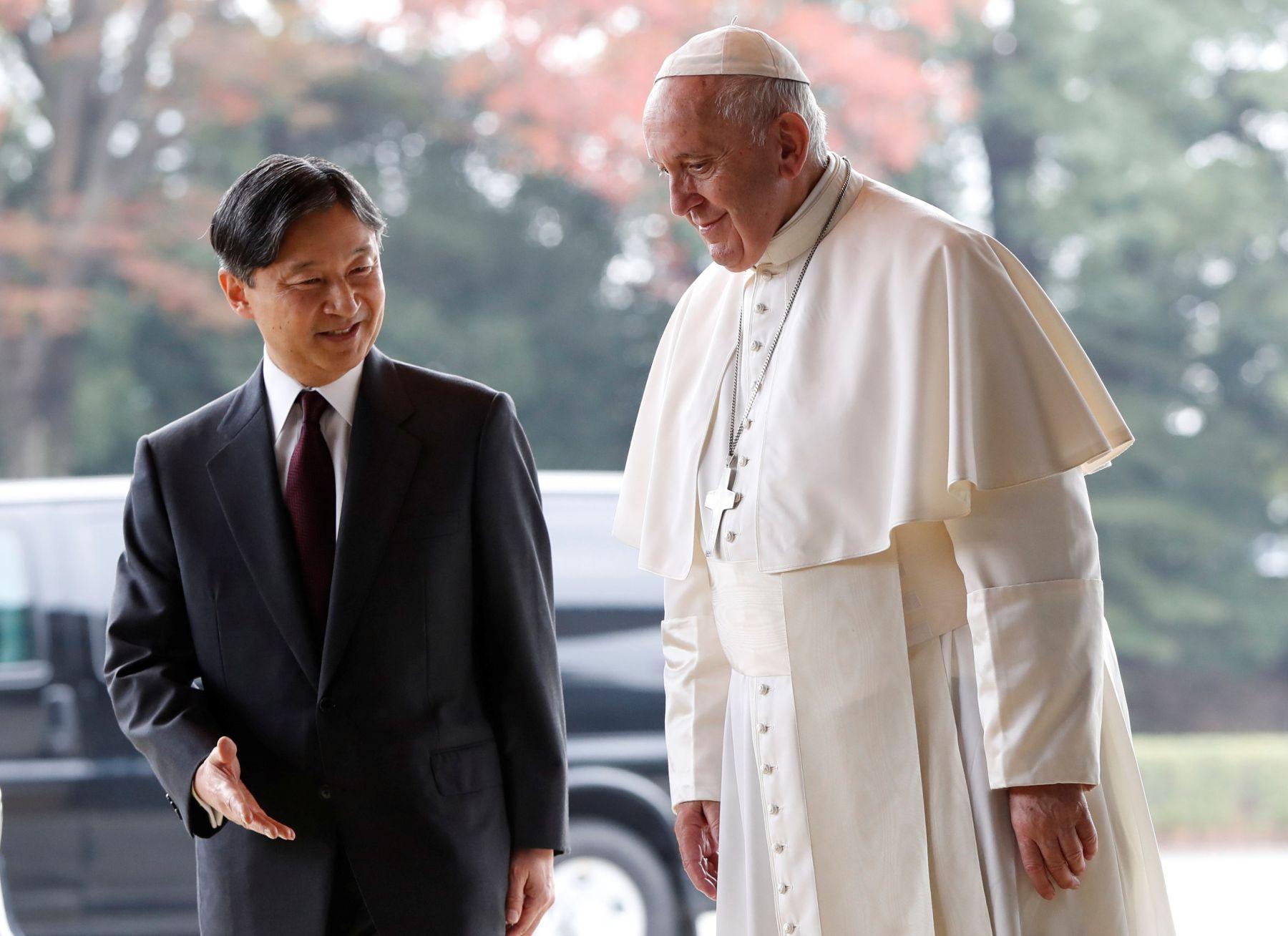 Pope in Japan Hiroshima Nagasaki 023