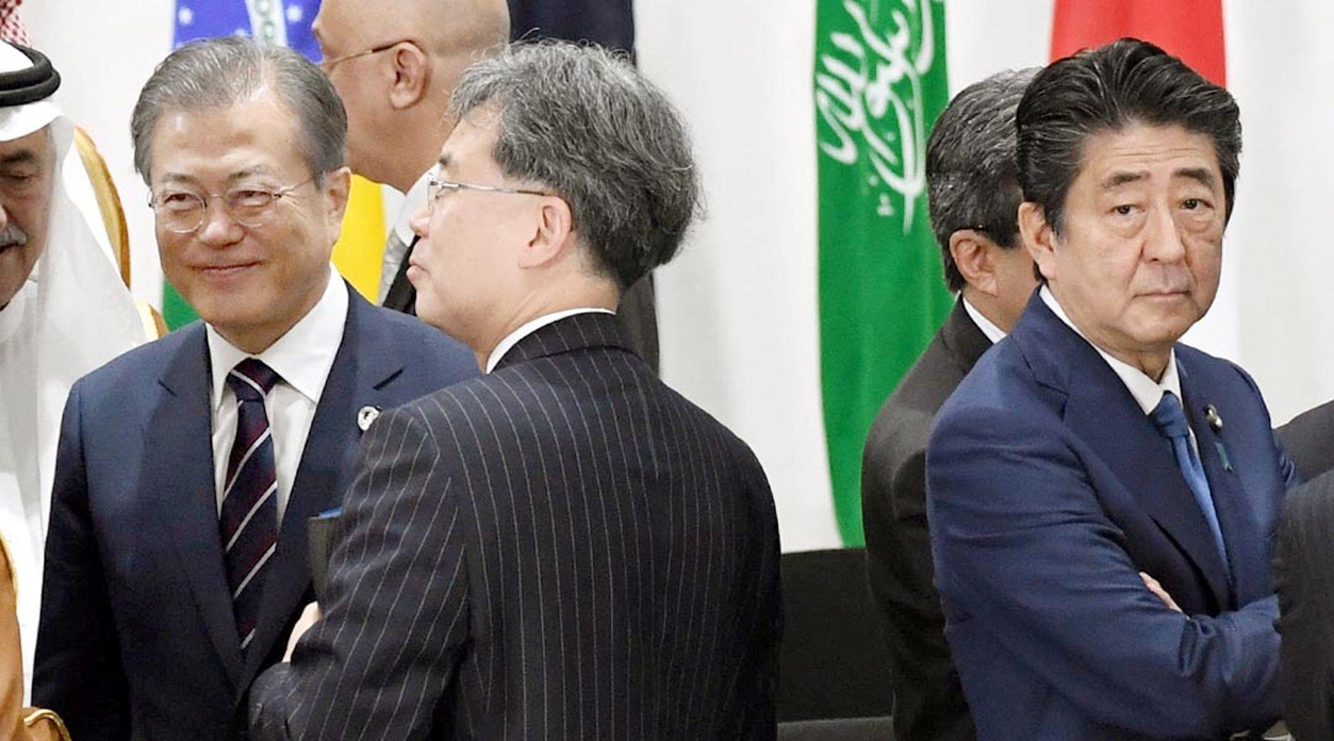 U.S. Japan South Korea Intelligence Pact with Tokyo