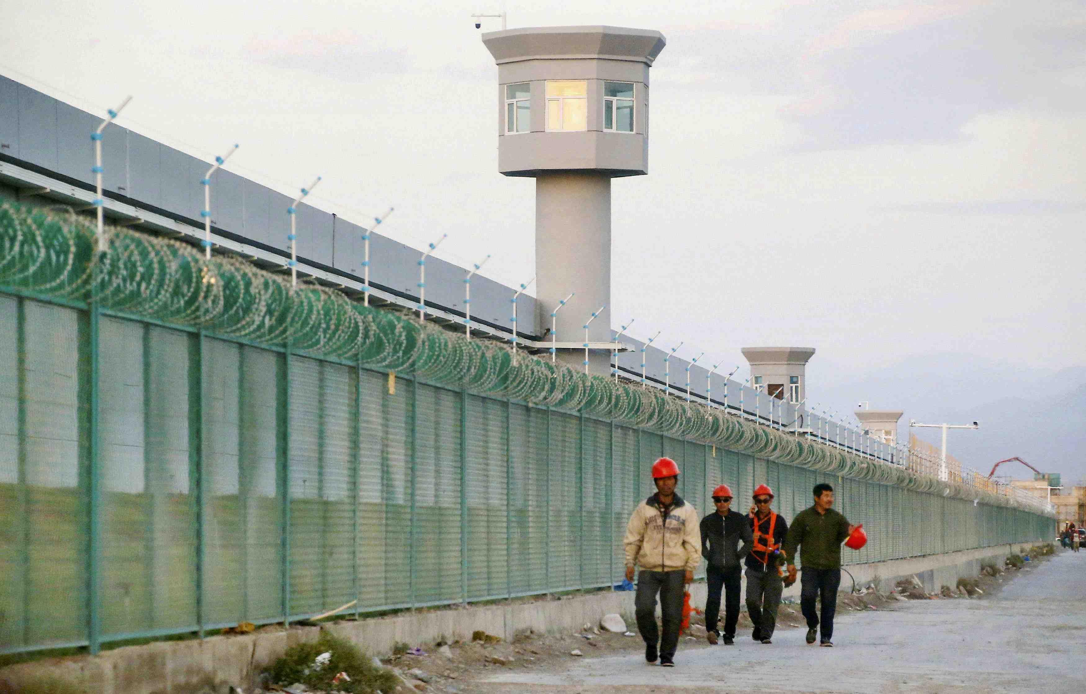 China Human Rights Violation Uighur 008