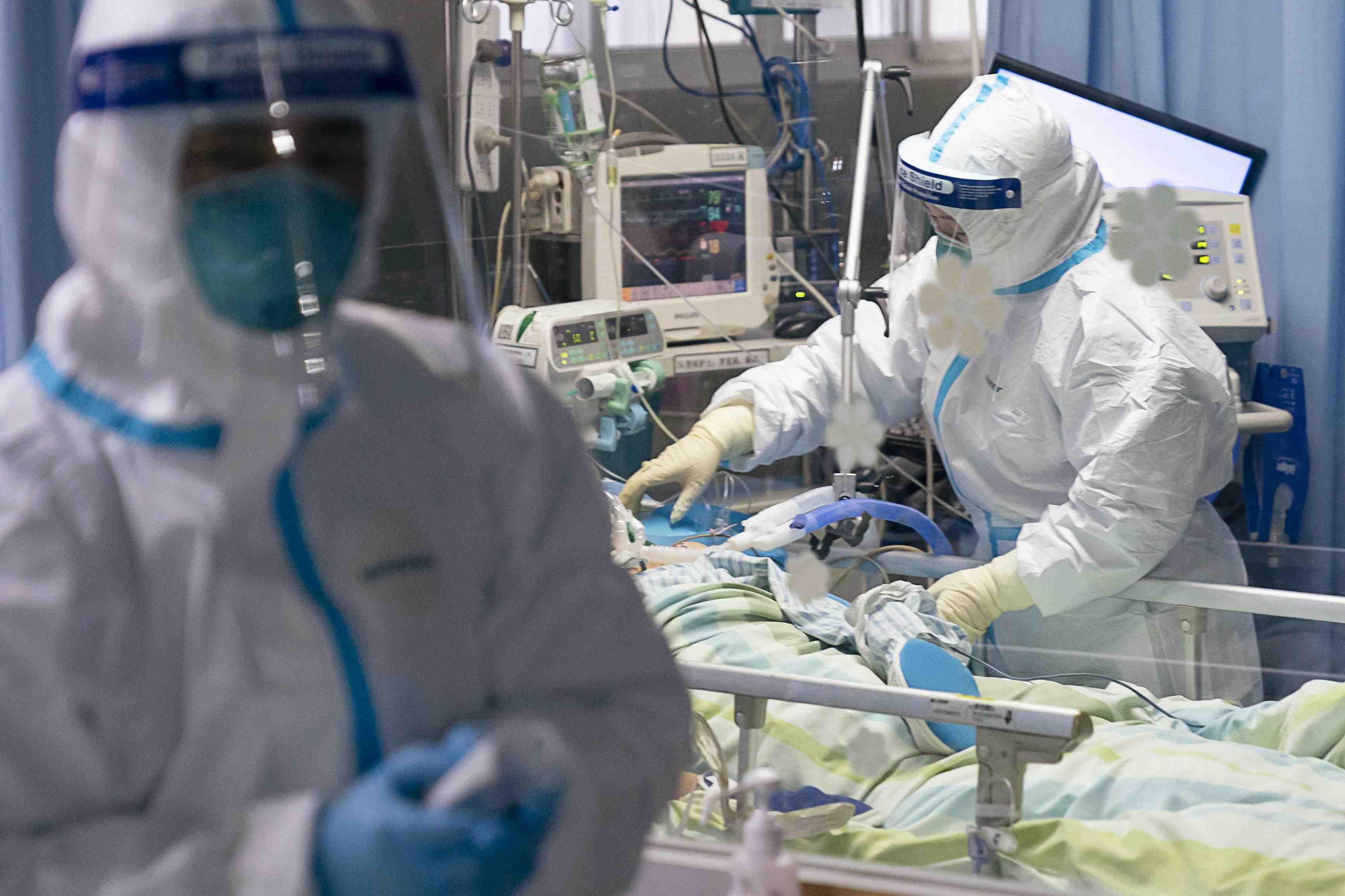 China Outbreak Coronavirus Wuhan 024