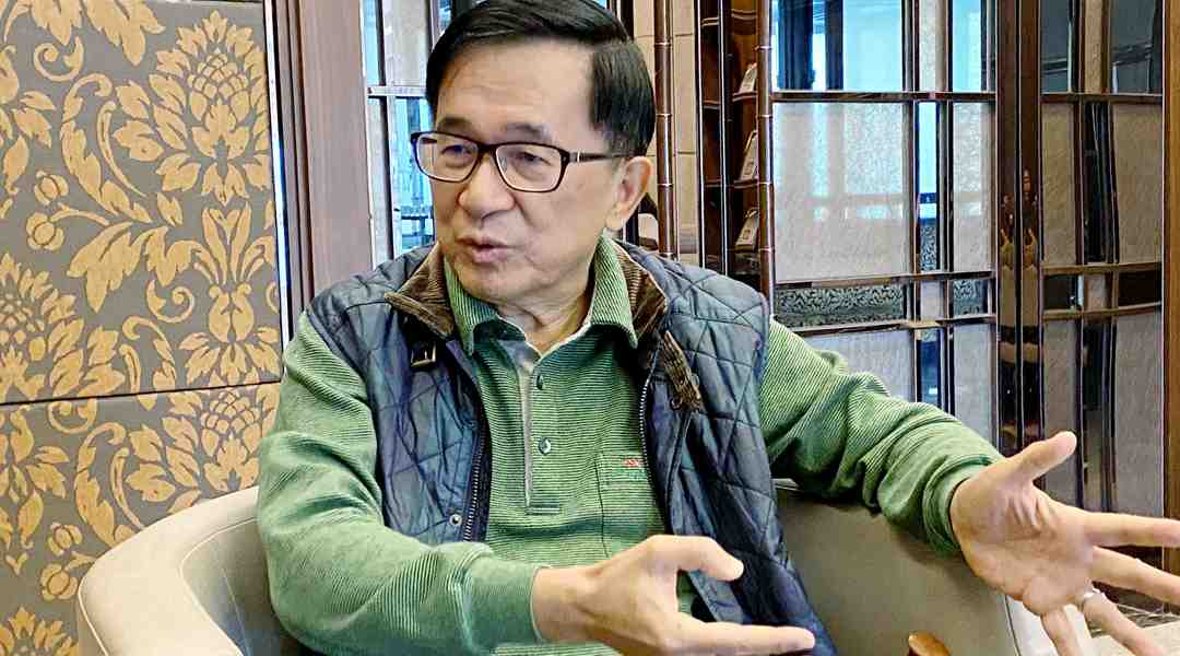 Interview with Former Taiwan President Chen Shui-bian 007