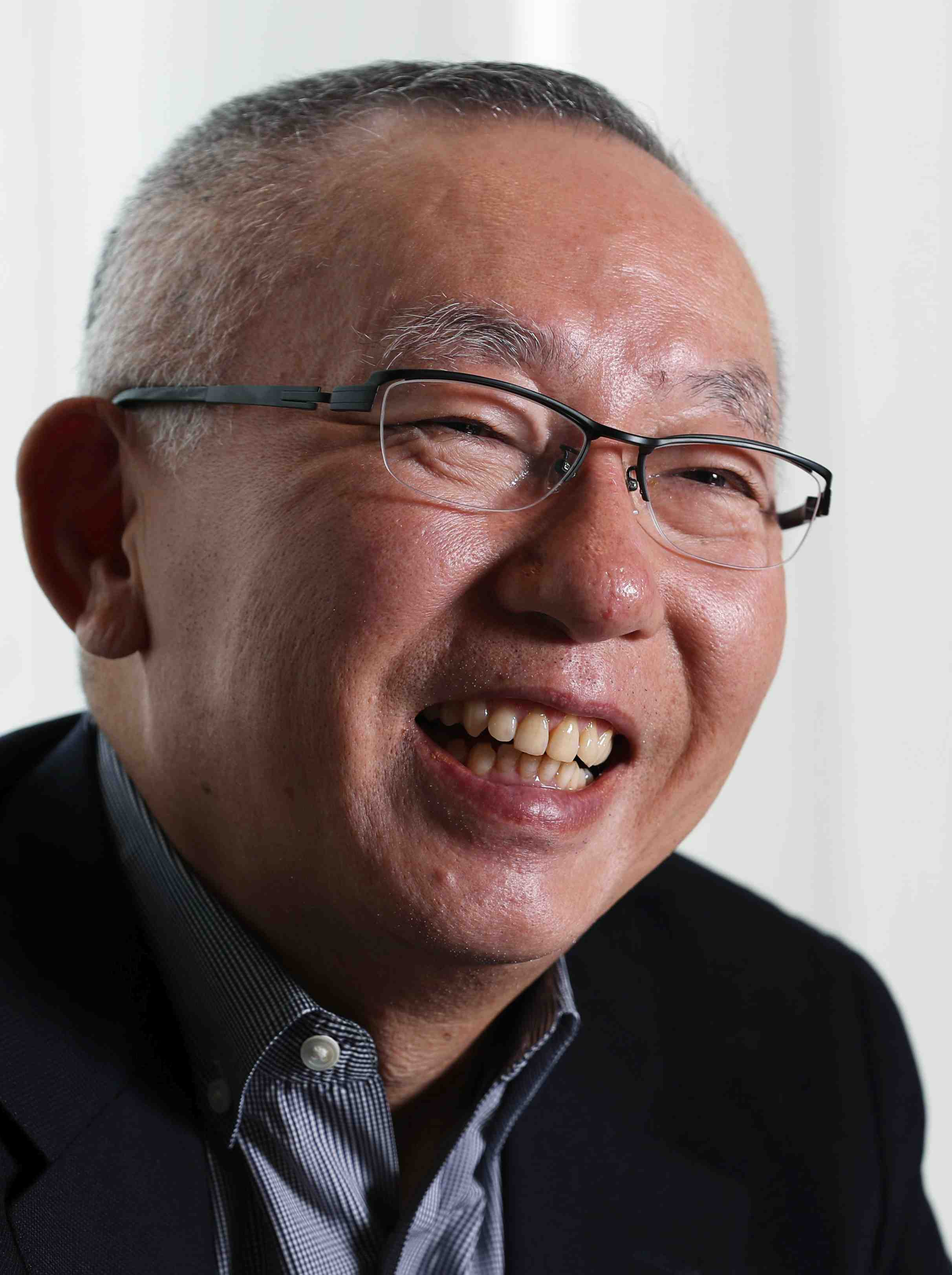 Interview with Tadashi Yanai UNIQLO Founder