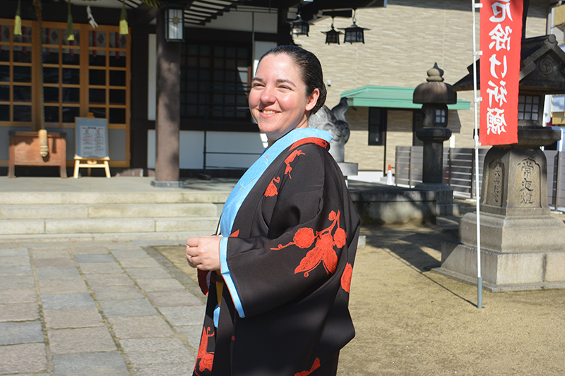 Kyoto Kodan Performer10