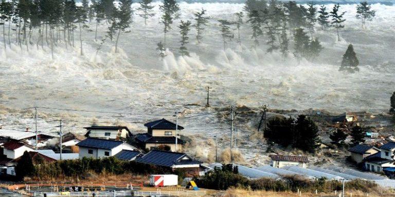 Great Eastern Earthquake Fukushima