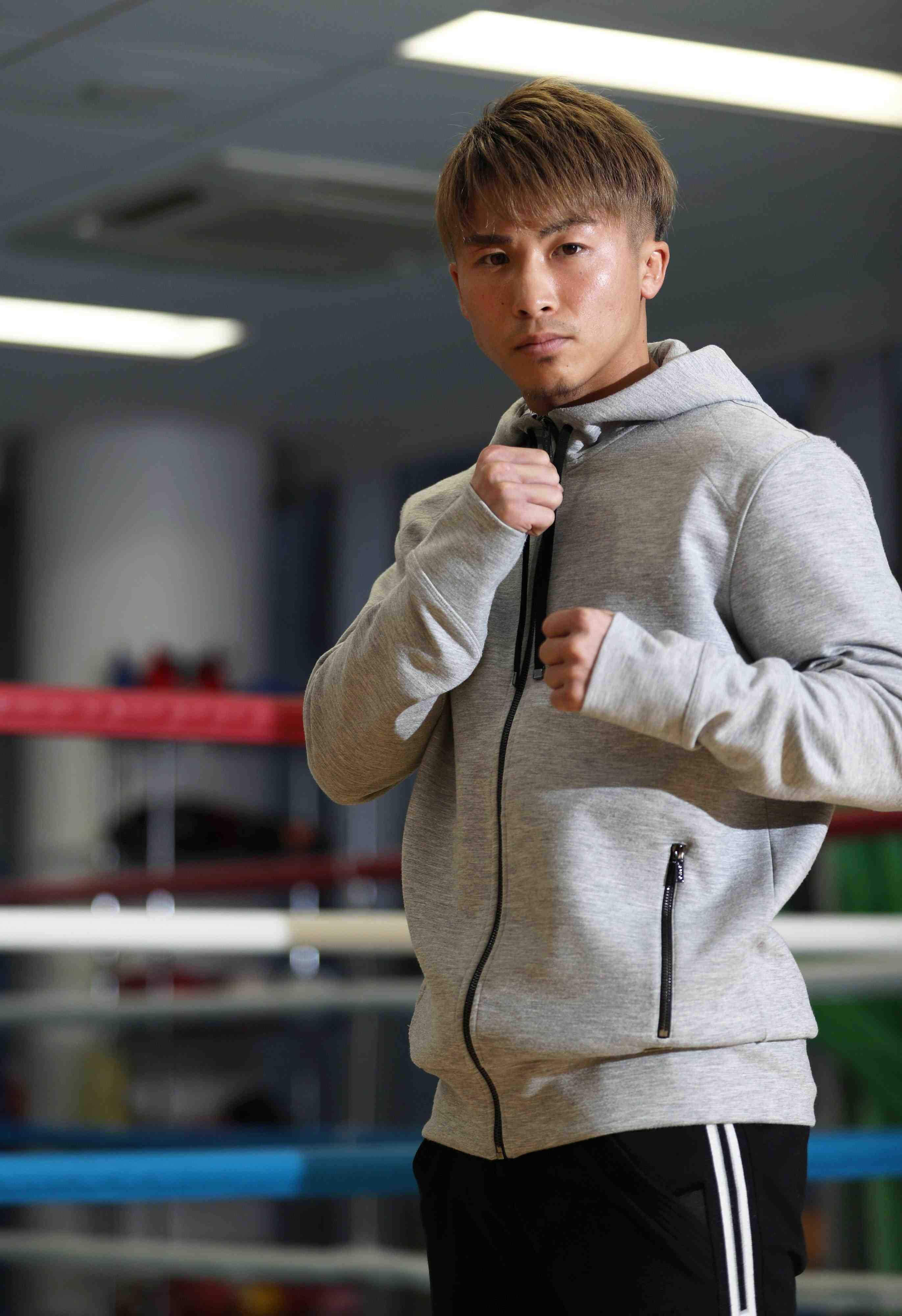 Interview with Boxing Champion Naoya Inoue 005
