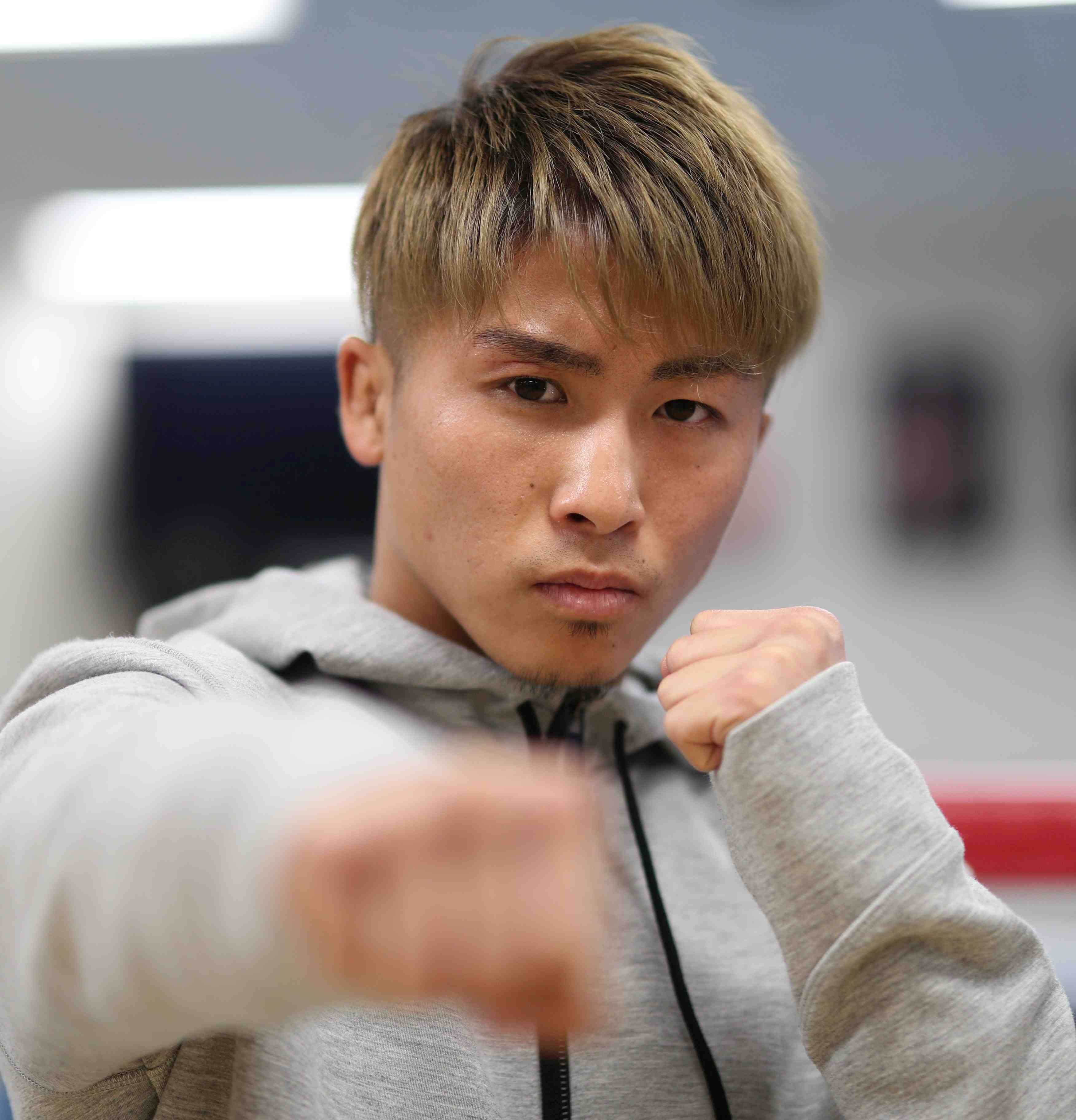 Interview with Boxing Champion Naoya Inoue 006