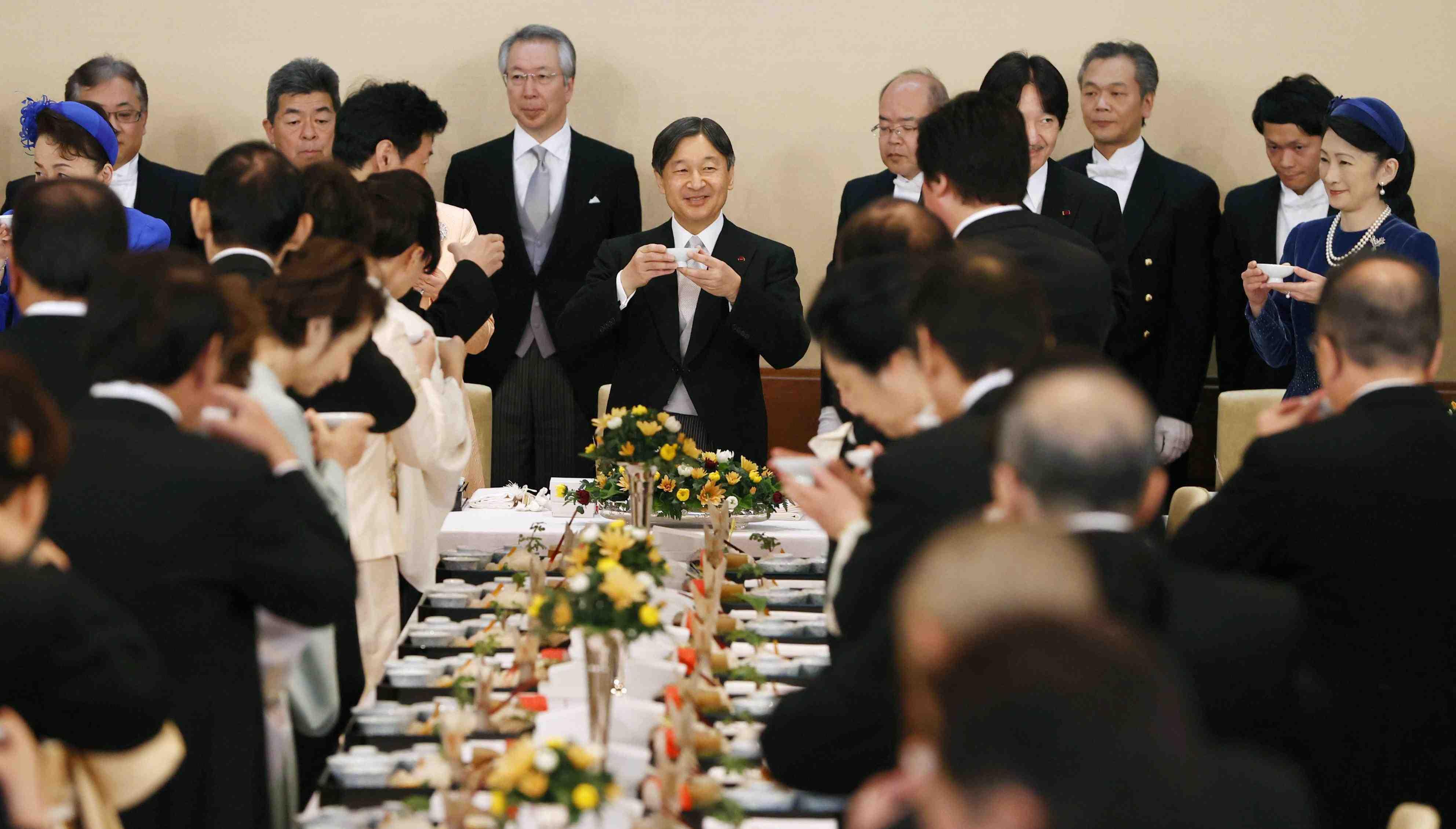 Japan Emperor 60th Birthday