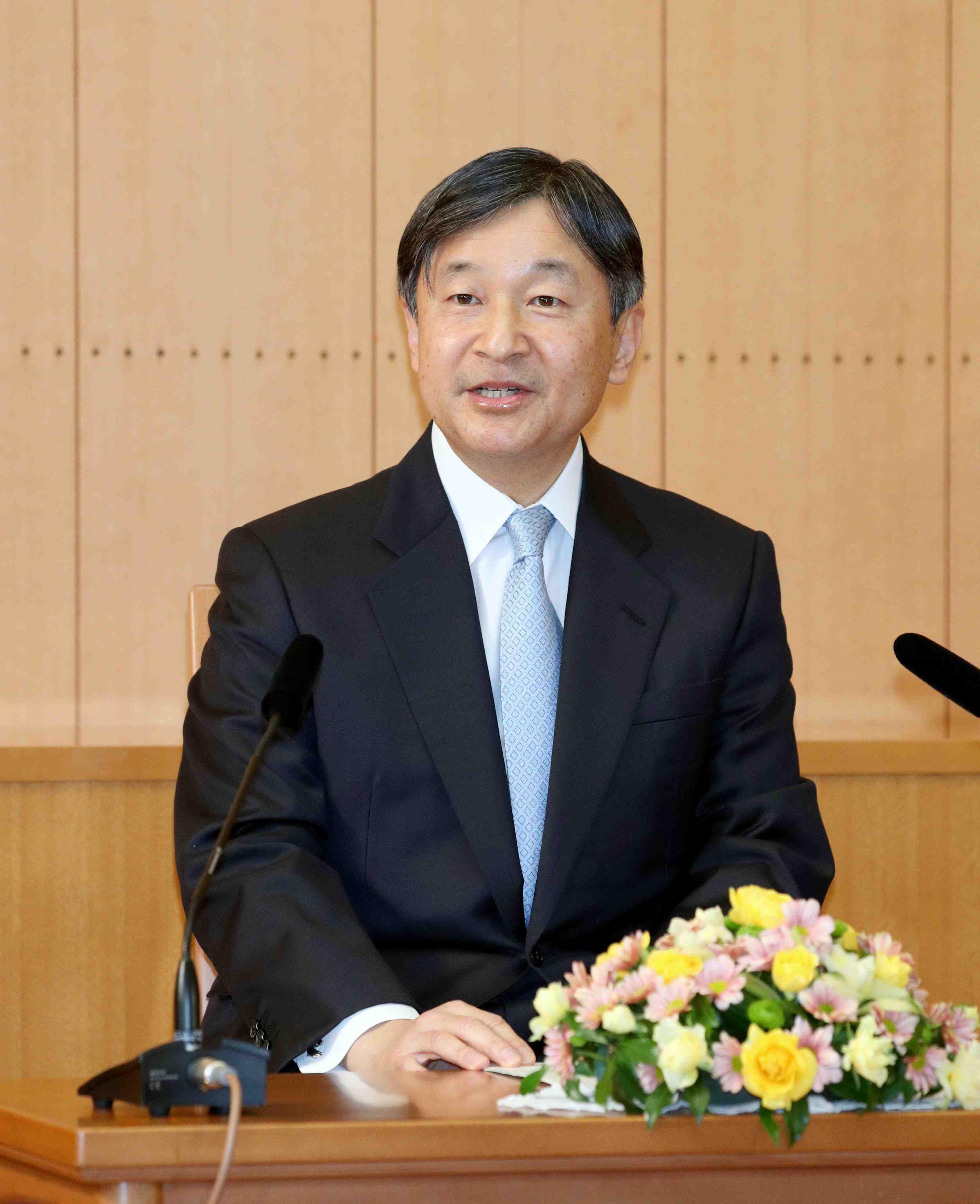 Japan Emperor 60th Birthday 020