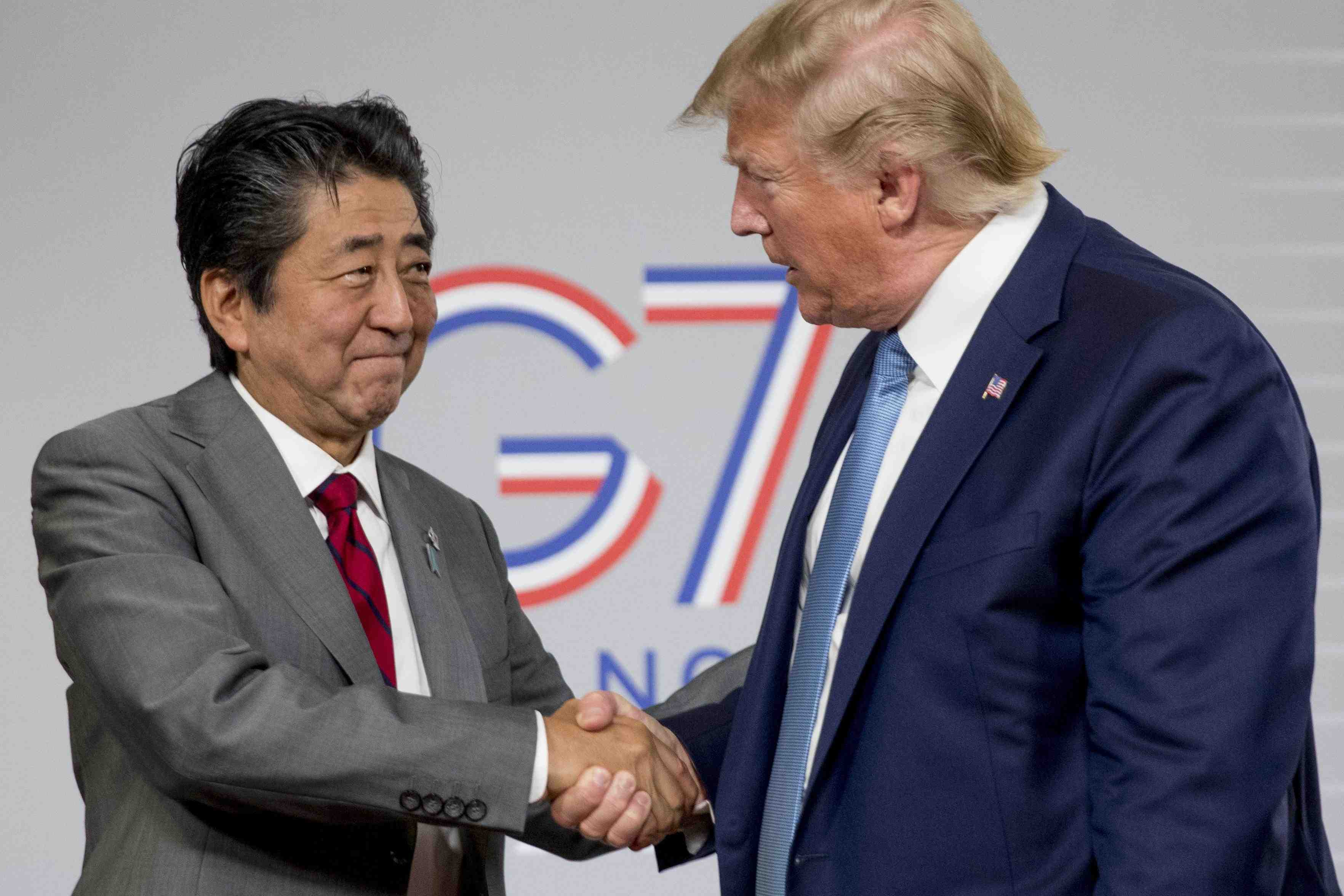 Japan Prime Minister Shinzo Abe and World Leaders 010