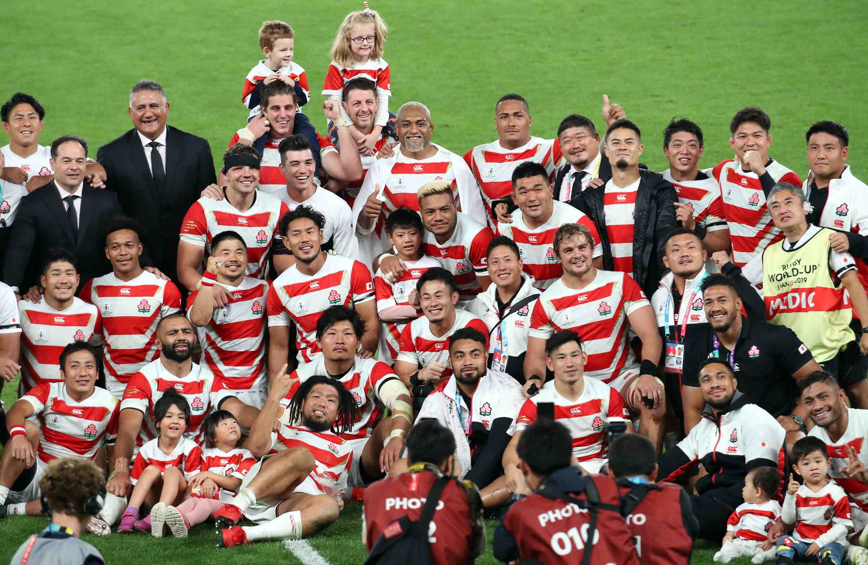 Japan Sustains Its Rugby Fever 020