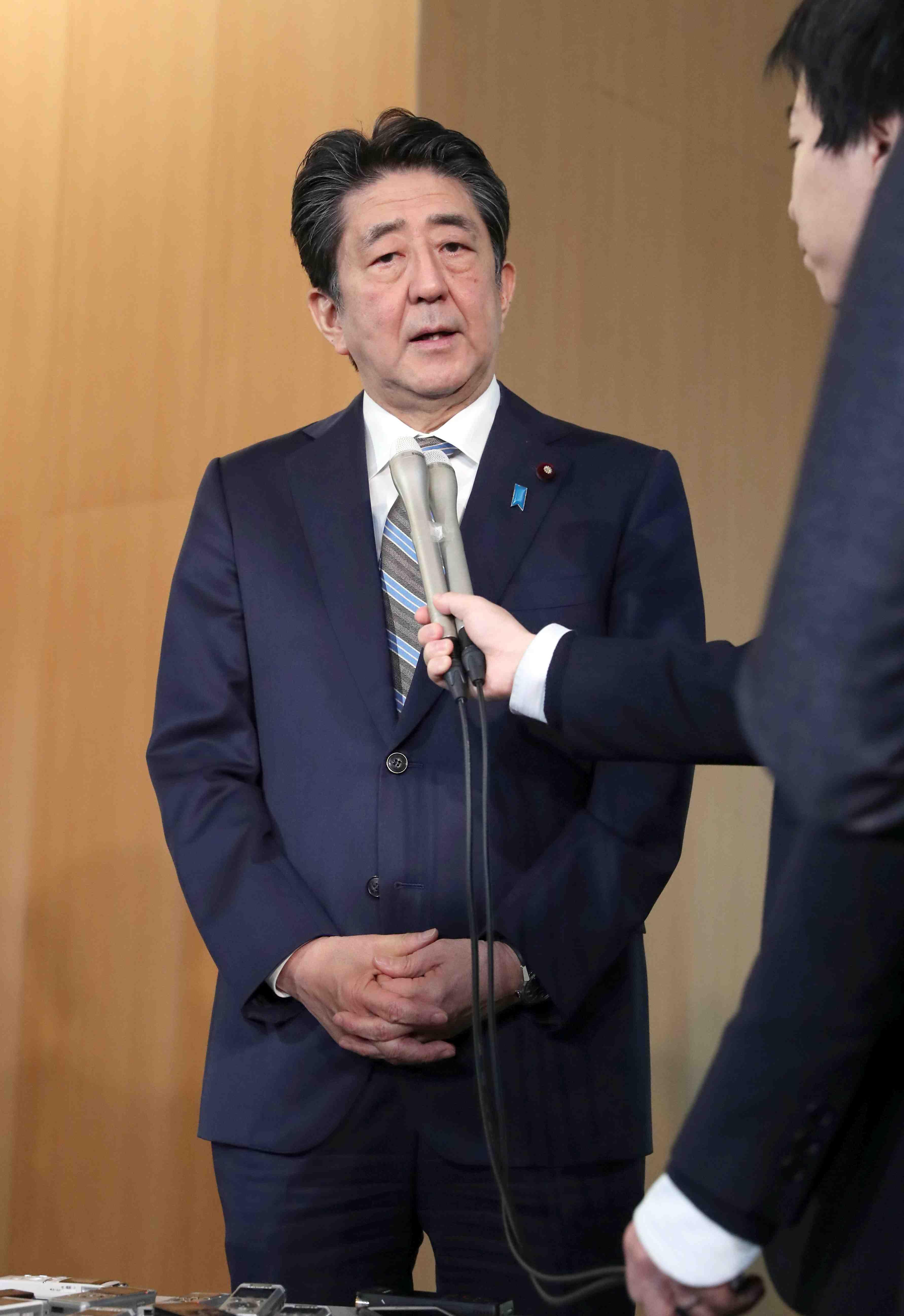 Prime Minister Shinzo Abe North Korean Abductions