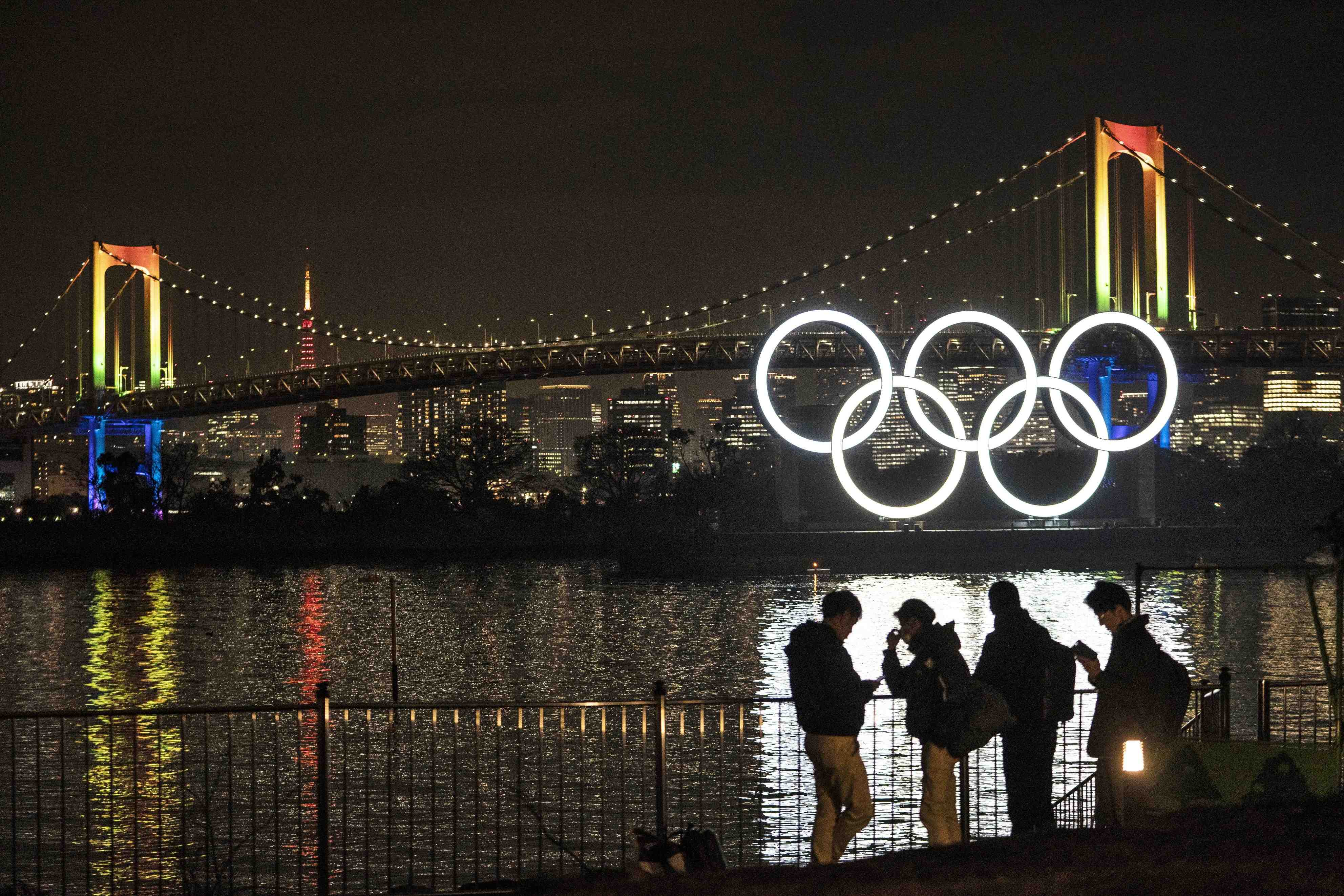 Six Month Countdown to Tokyo Olympics 007