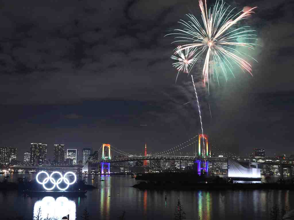 Six Month Countdown to Tokyo Olympics