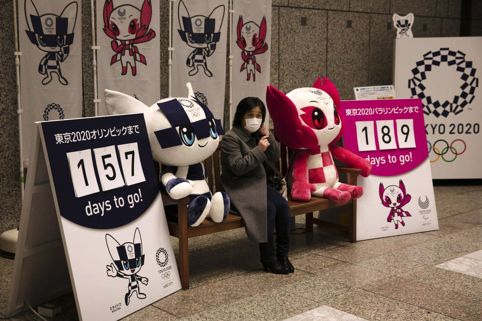 Tokyo Olympics IOC Dick Pound Coronavirus Japan Response1