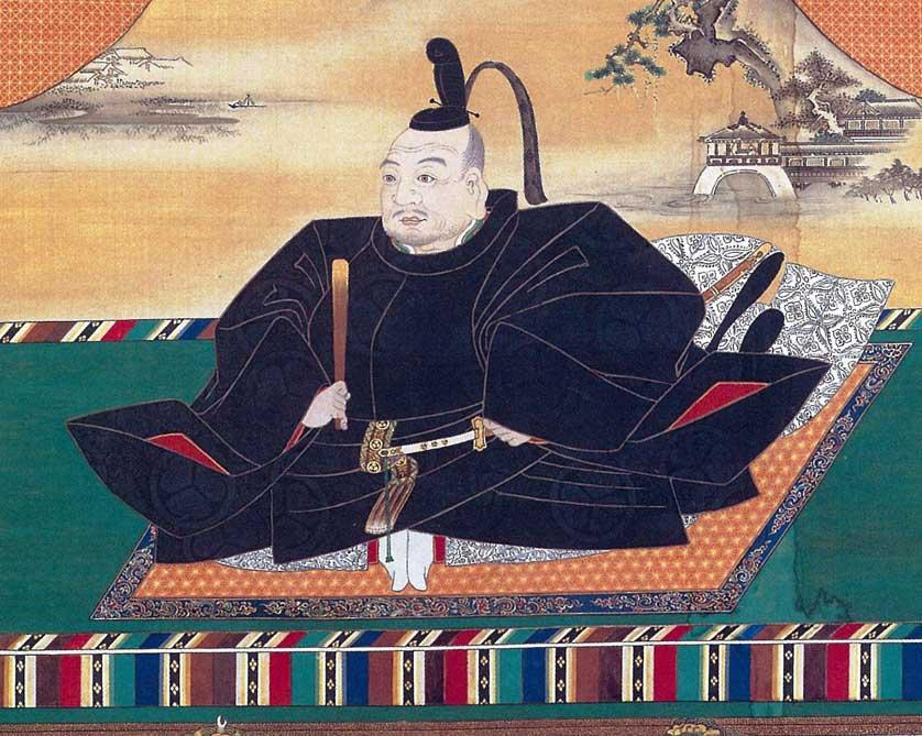 edo-period-1 Tokugawa ieyasu