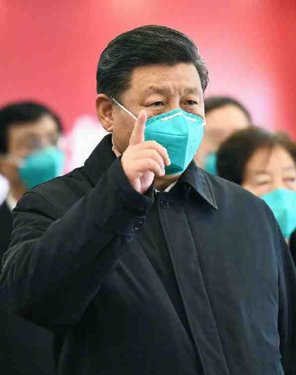 China Xi Jinping and Coronavirus 005
