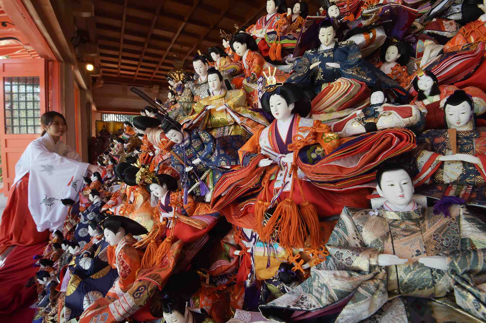"Hidden Wonders of Japan ""Hina Nagashi"" in Wakayama 005"