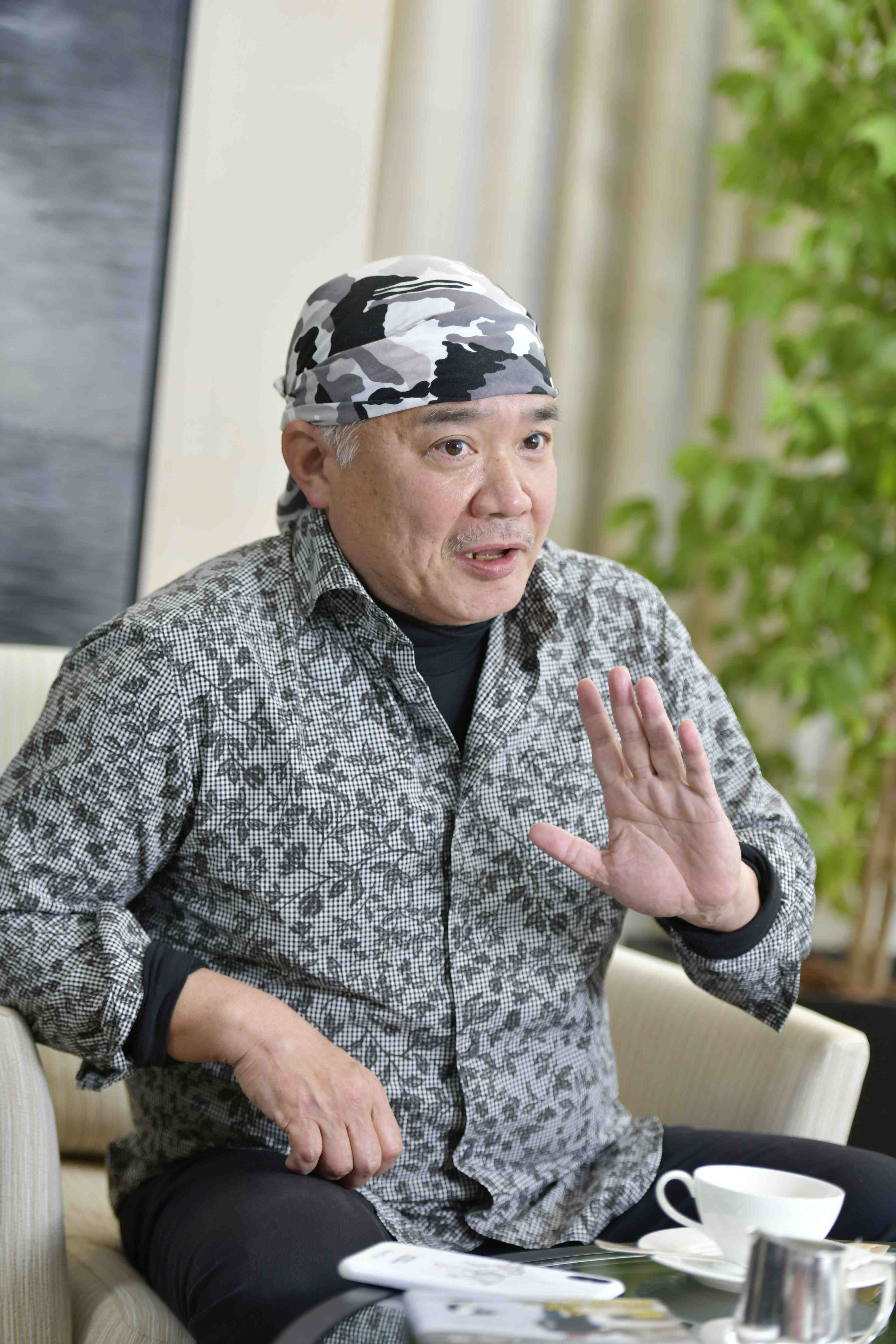 Interview with Bon Ishikawa on new documentary Film Kujira Bito 010
