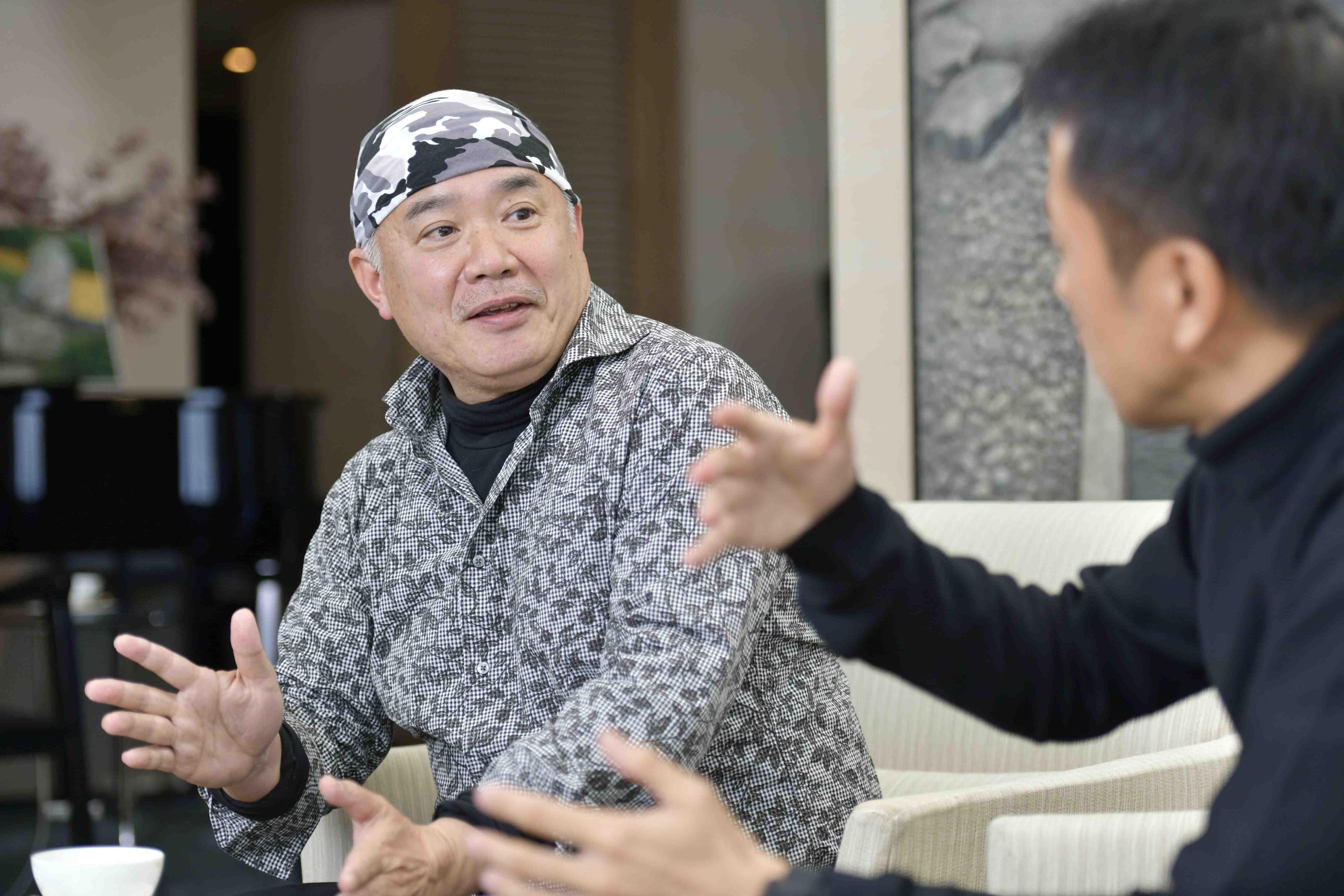 Interview with Bon Ishikawa on new documentary Film Kujira Bito 048