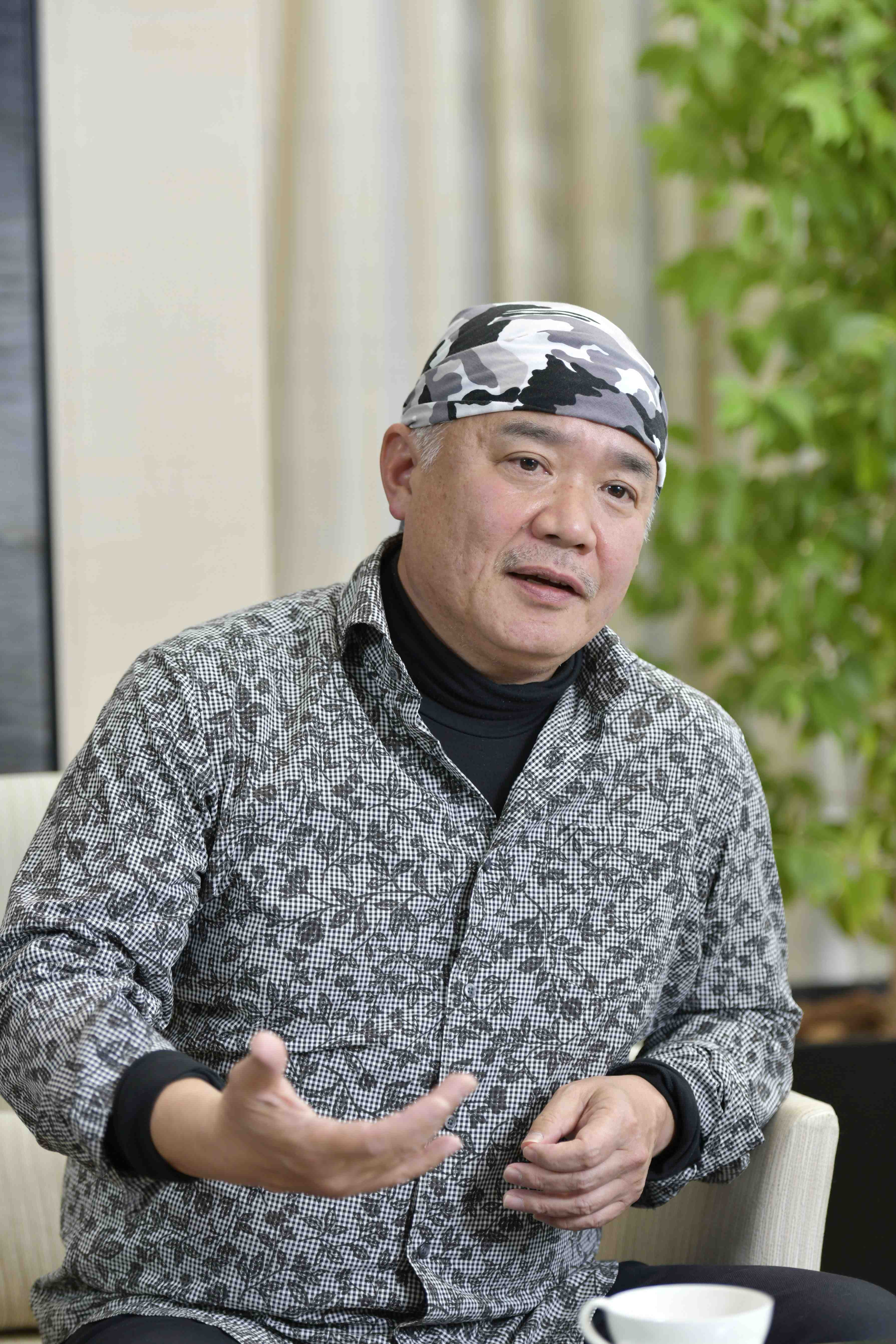 Interview with Bon Ishikawa on new documentary Film Kujira Bito 077