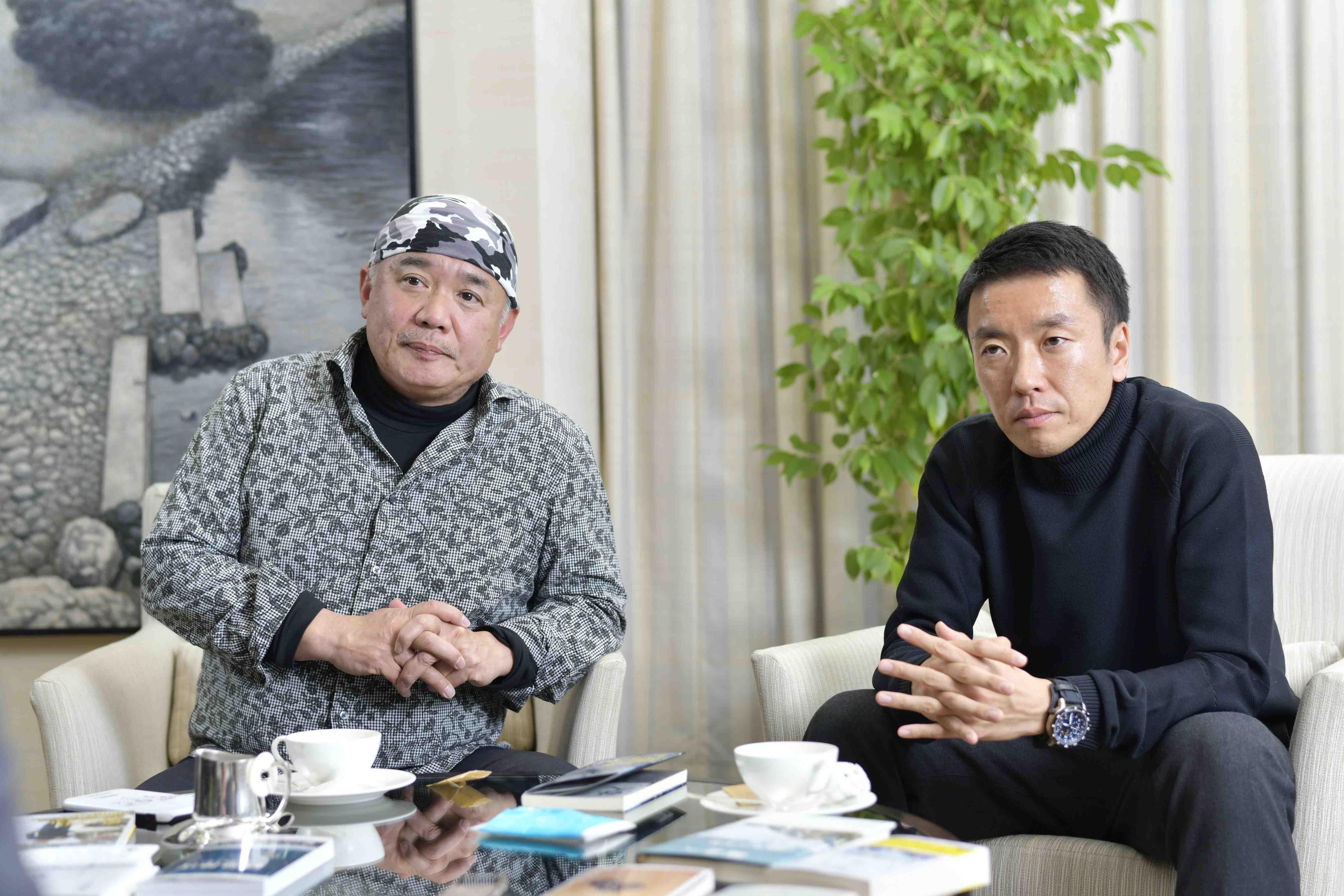 Interview with Bon Ishikawa on new documentary Film Kujira Bito 132