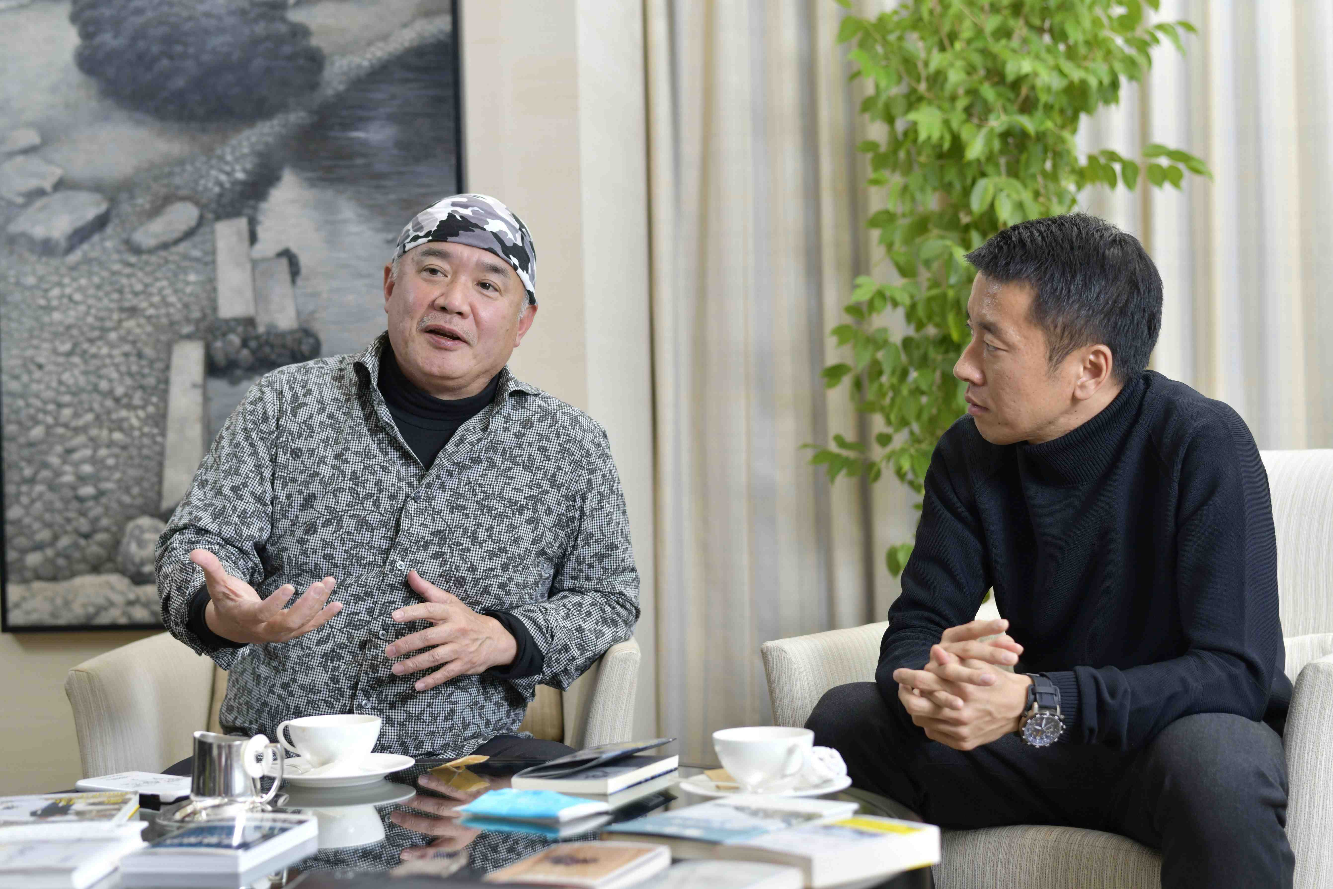 Interview with Bon Ishikawa on new documentary Film Kujira Bito 134